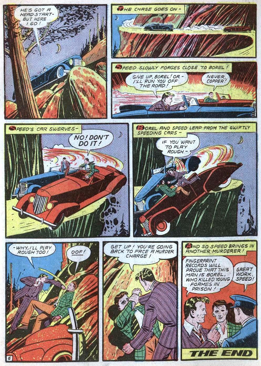 Read online Detective Comics (1937) comic -  Issue #43 - 43