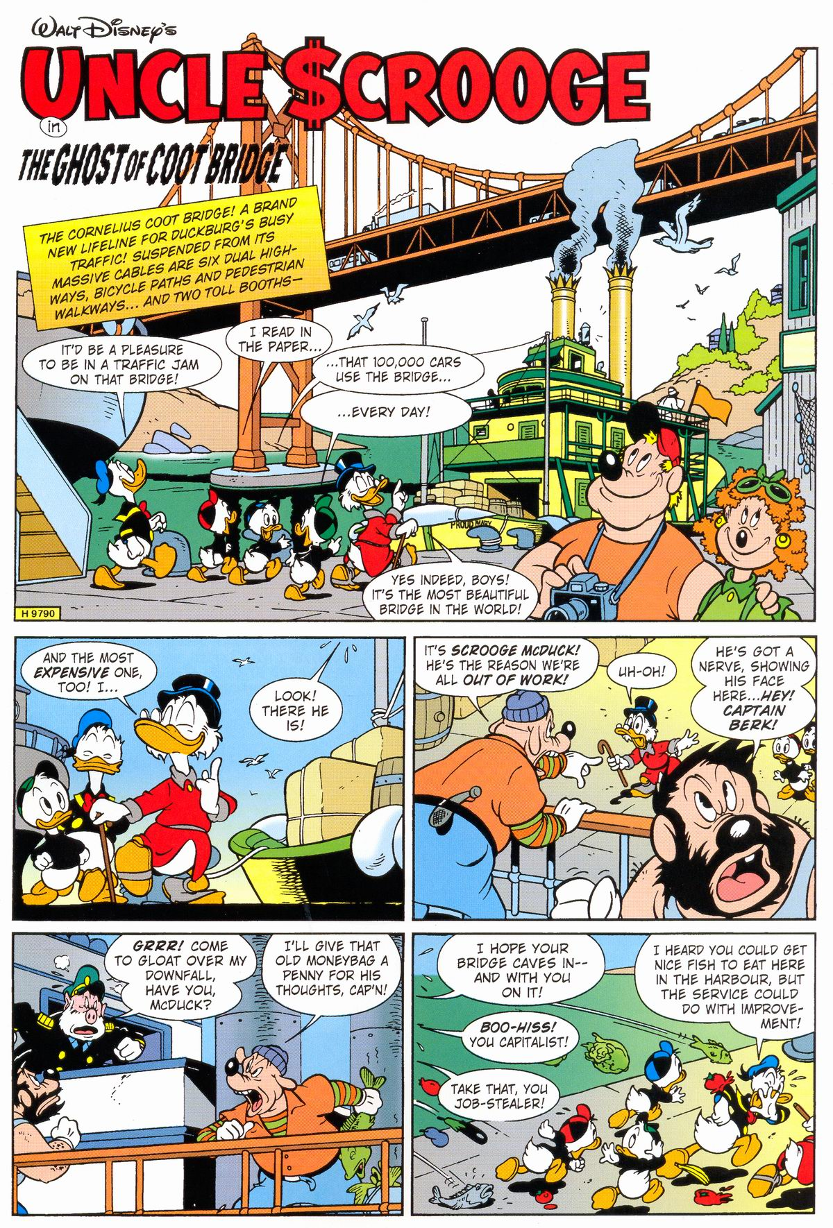 Read online Uncle Scrooge (1953) comic -  Issue #324 - 35