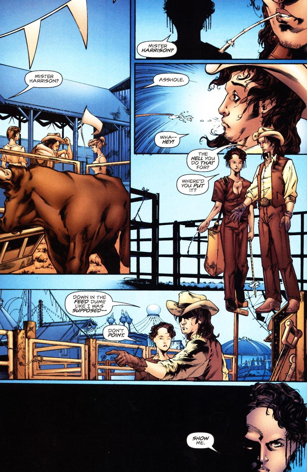 Read online Felon comic -  Issue #3 - 5