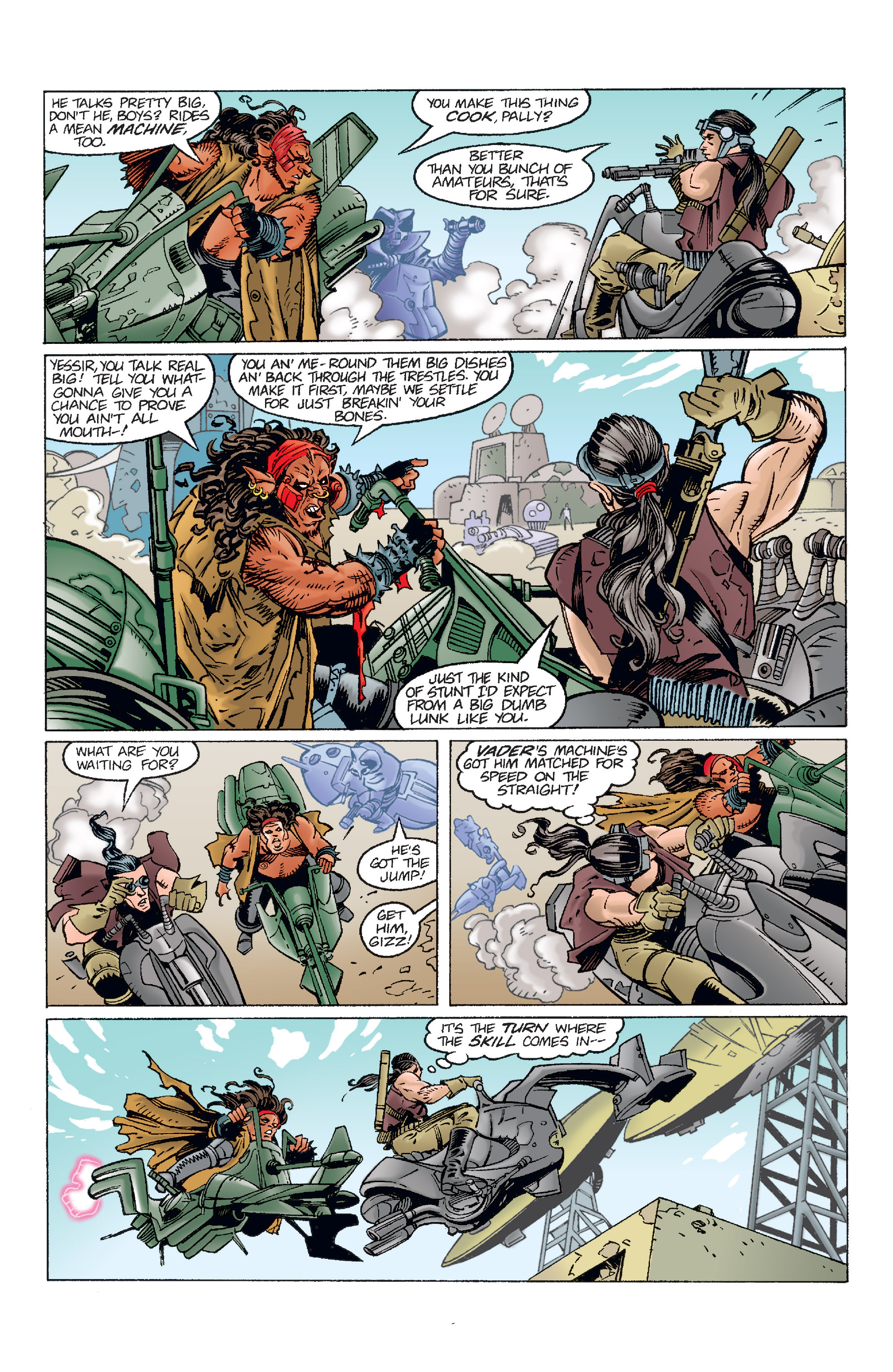 Read online Star Wars Omnibus comic -  Issue # Vol. 11 - 52