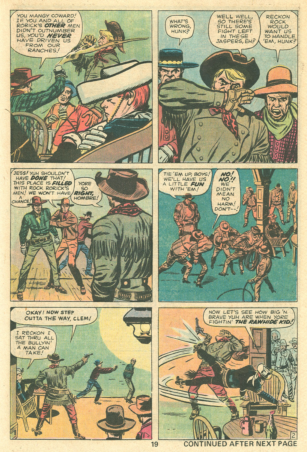 The Rawhide Kid (1955) issue 141 - Page 21