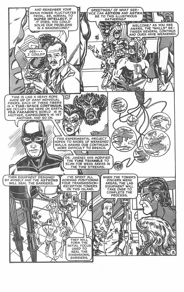 Femforce Issue #113 #113 - English 6