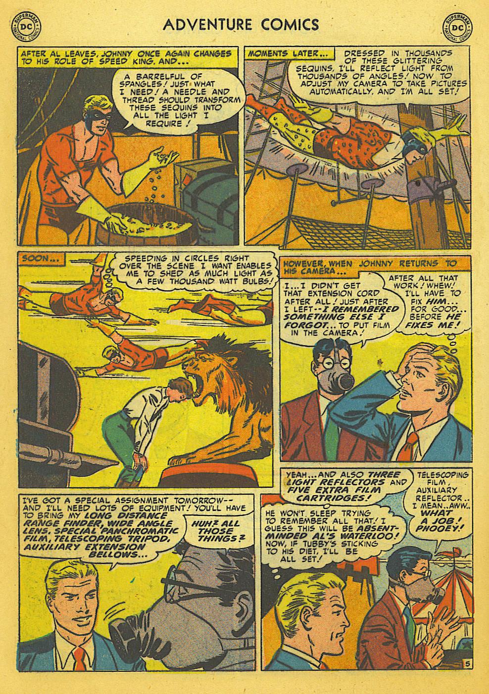 Read online Adventure Comics (1938) comic -  Issue #169 - 28