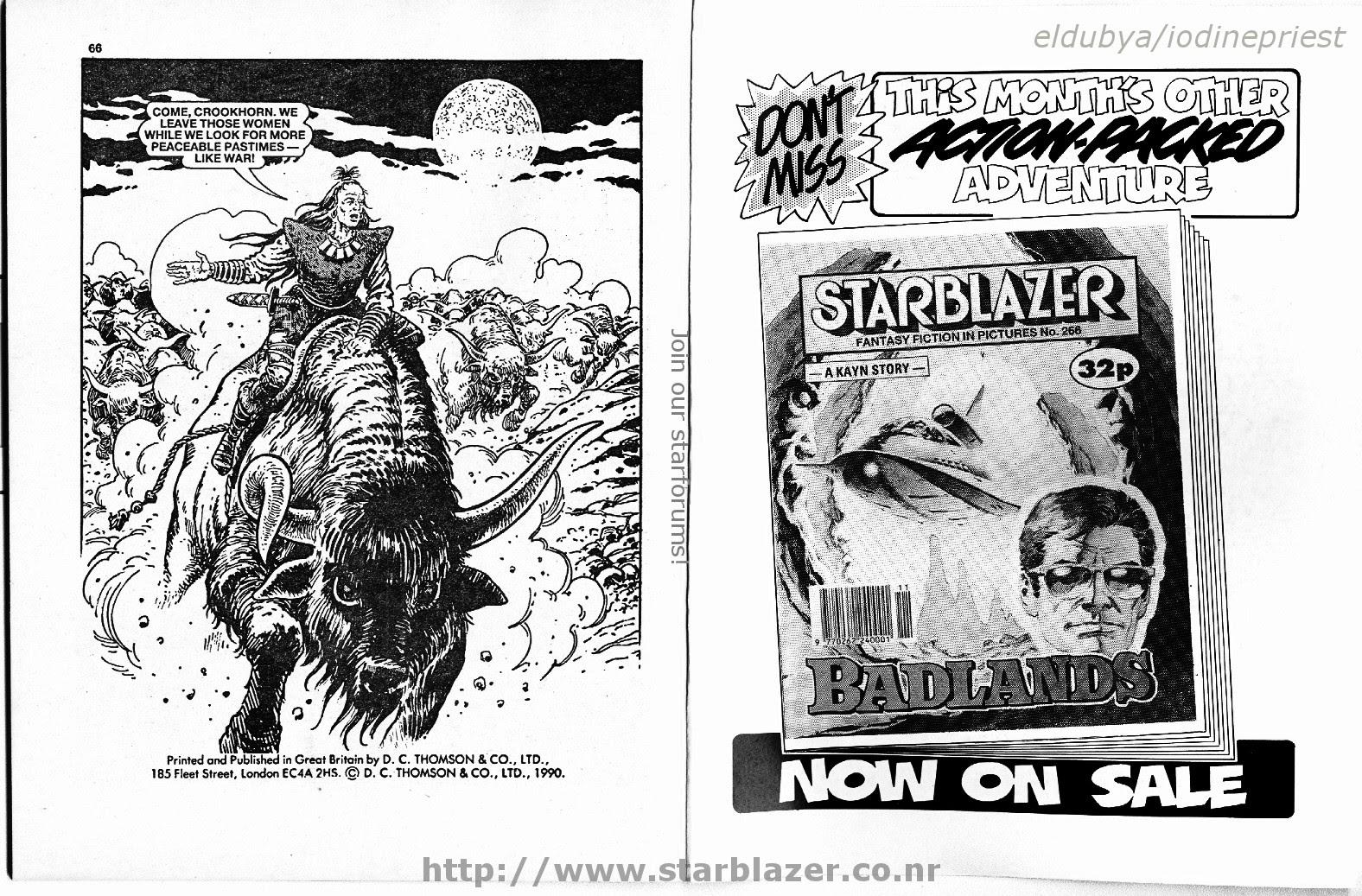Starblazer issue 267 - Page 35