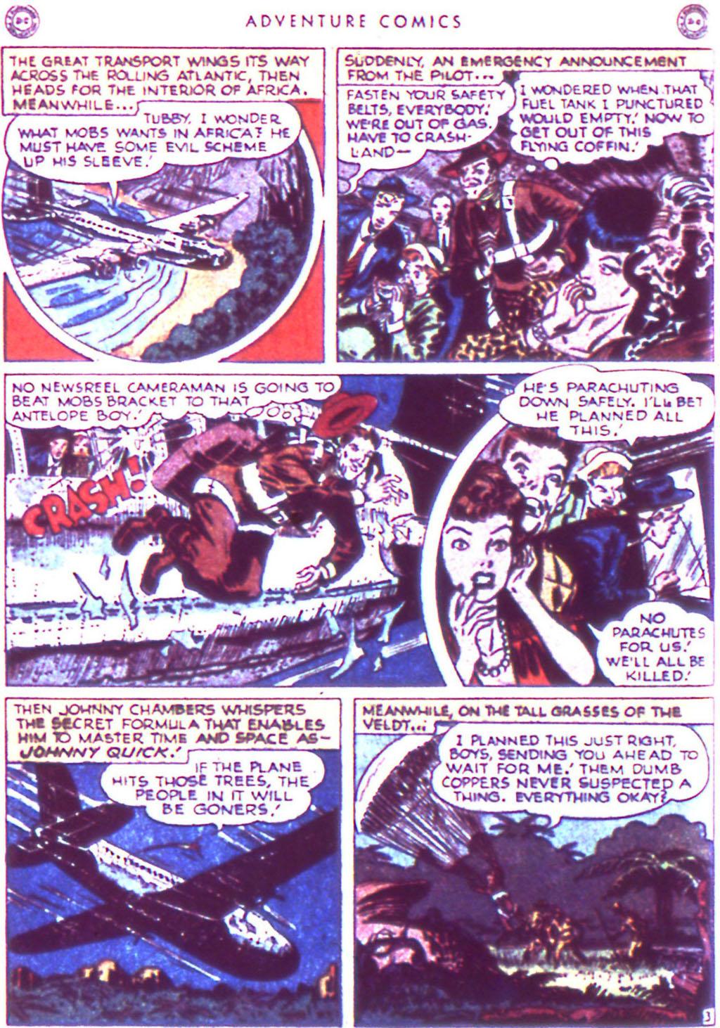 Read online Adventure Comics (1938) comic -  Issue #123 - 42