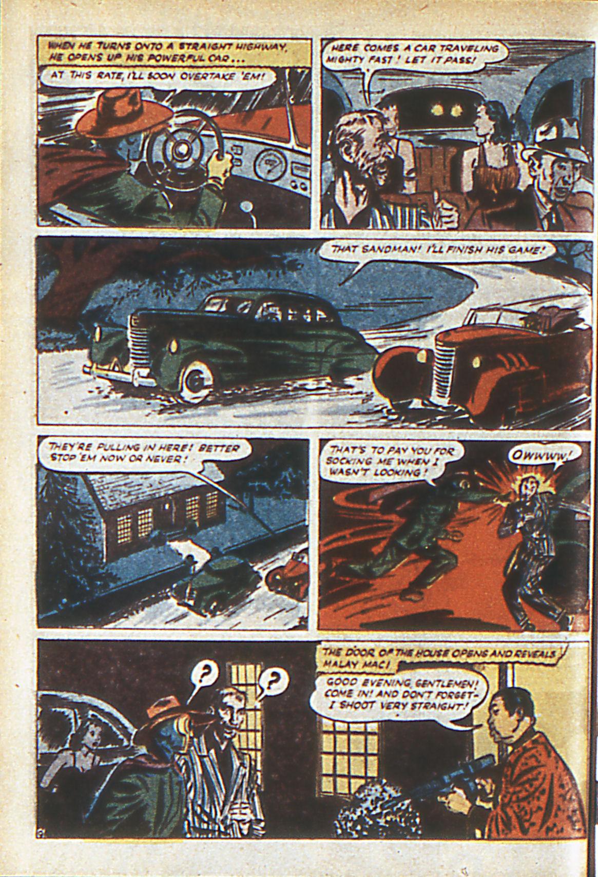 Read online Adventure Comics (1938) comic -  Issue #60 - 65