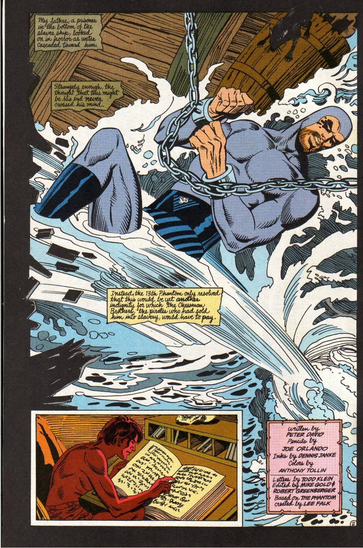 Read online The Phantom (1988) comic -  Issue #3 - 3