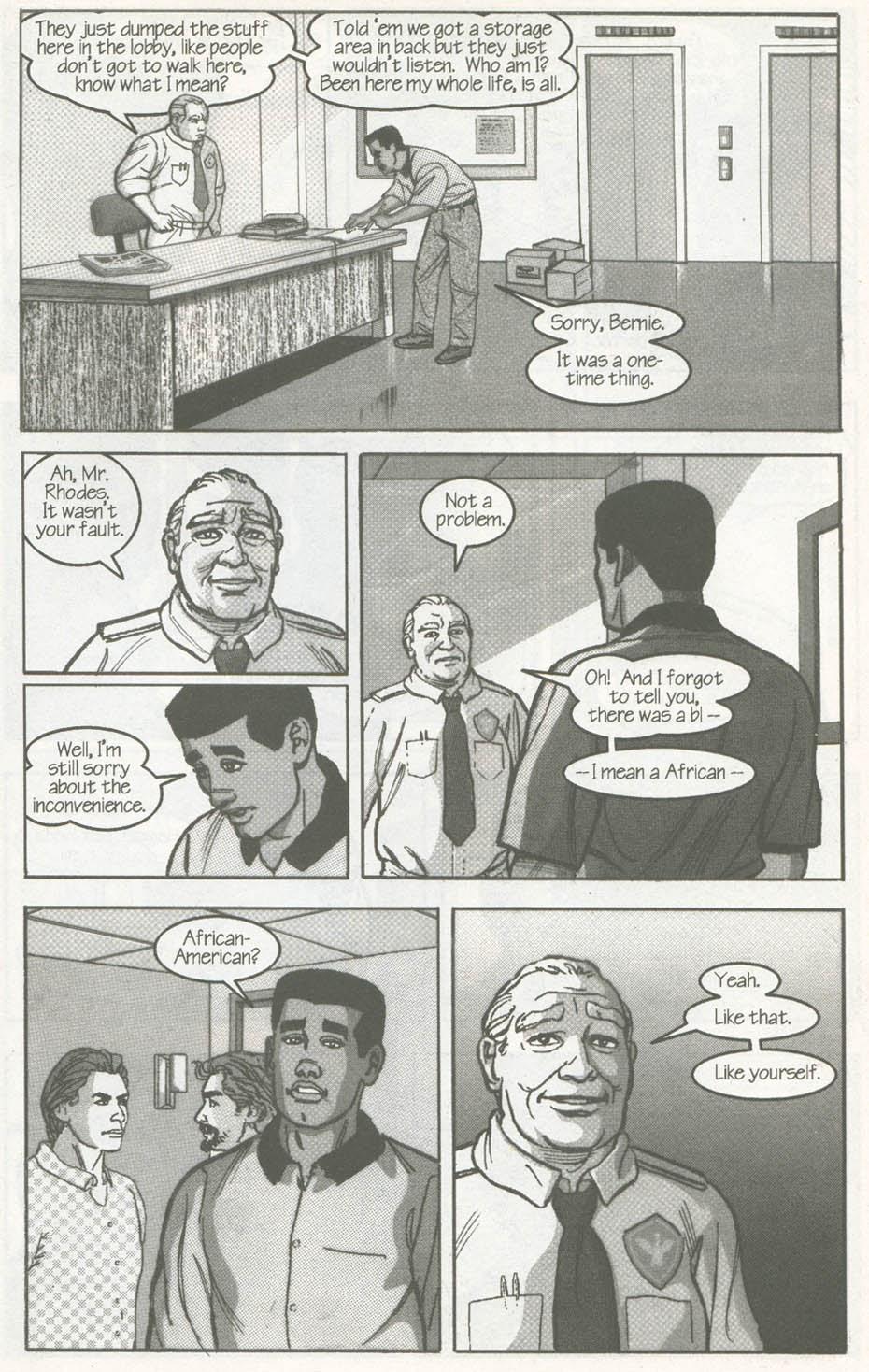 Read online U.S. War Machine comic -  Issue #2 - 9