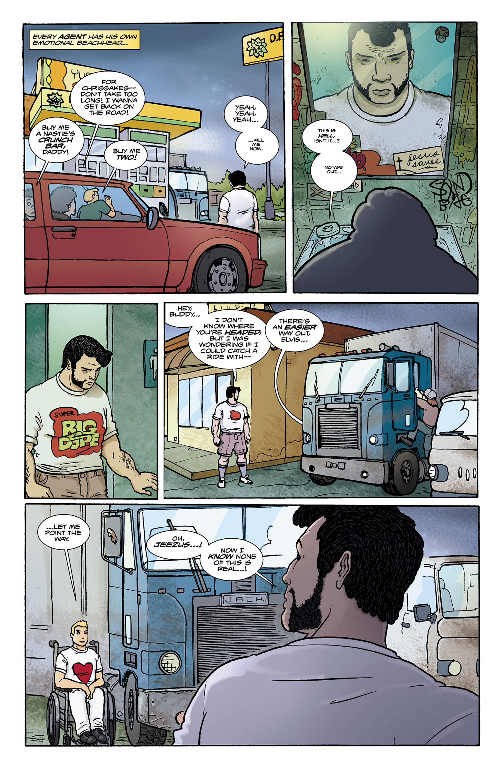 Read online Catalyst Comix comic -  Issue #9 - 8