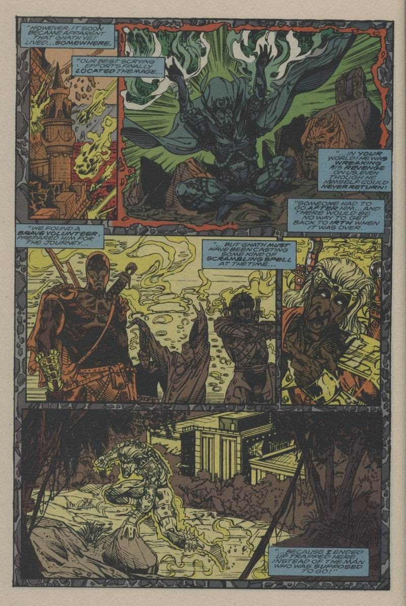 Excalibur (1988) issue Annual 1 - Page 23
