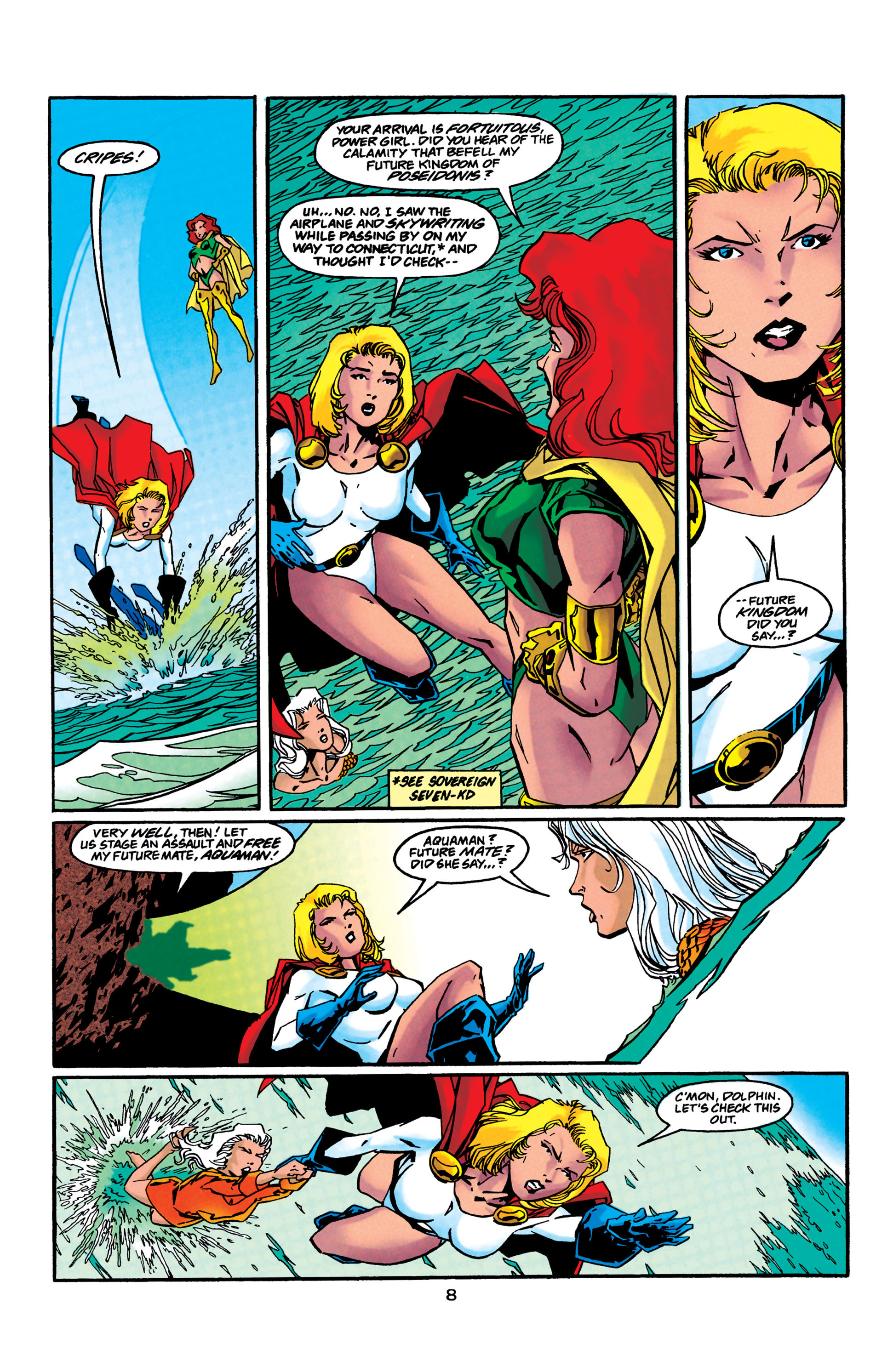 Read online Aquaman (1994) comic -  Issue #41 - 9