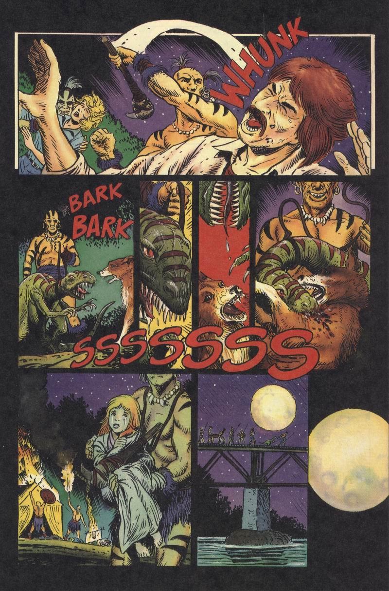 Read online Turok, Dinosaur Hunter (1993) comic -  Issue #7 - 10