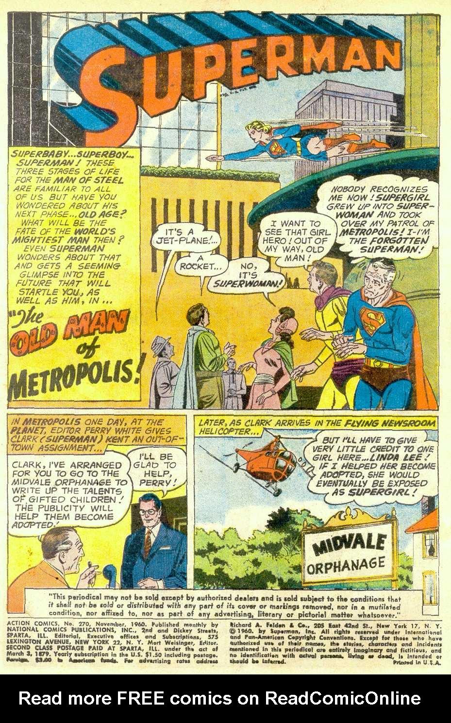 Action Comics (1938) 270 Page 2