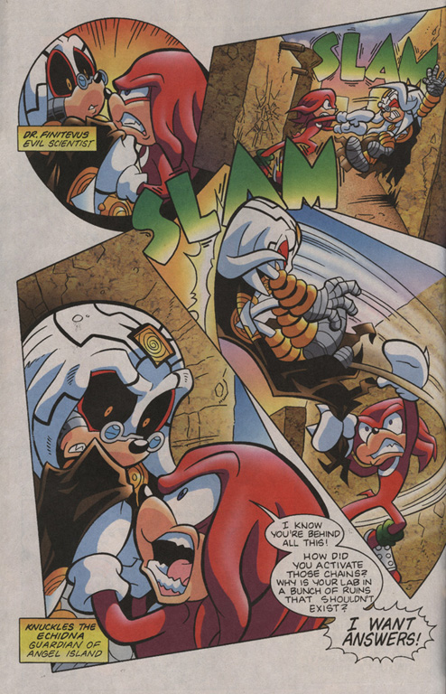 Read online Sonic Universe comic -  Issue #11 - 3