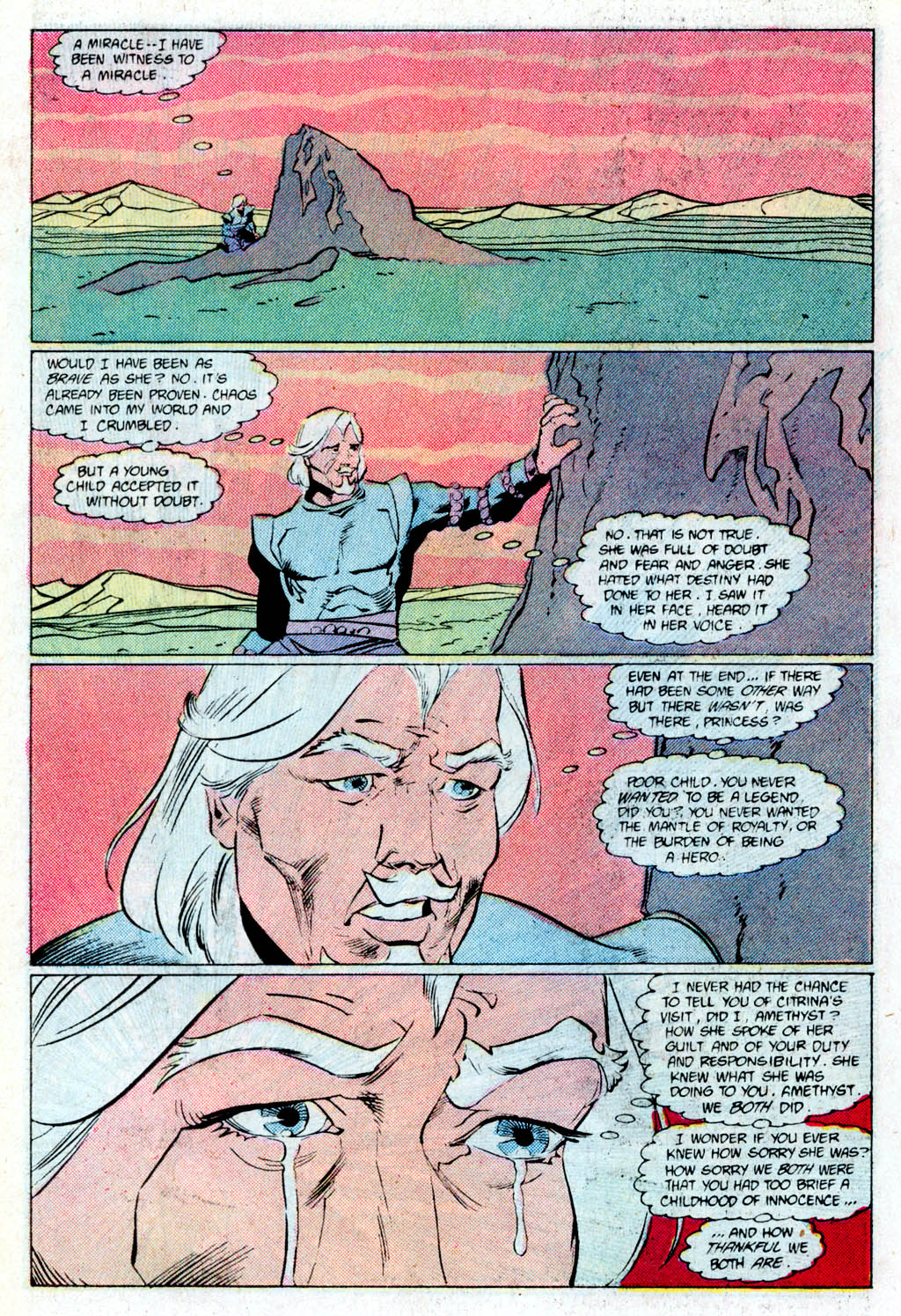 Read online Amethyst (1985) comic -  Issue # _Special 1 - 24