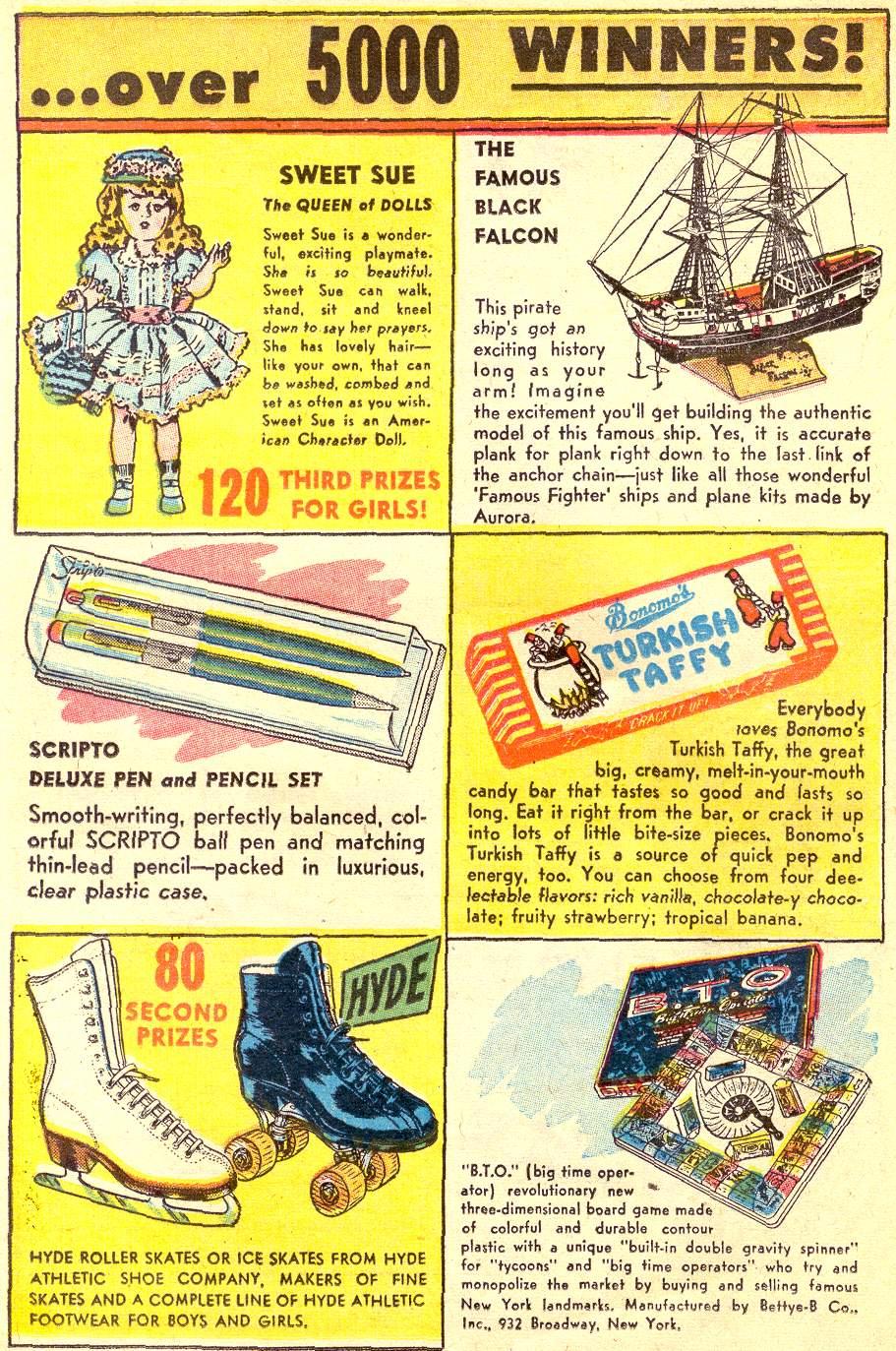 Read online Adventure Comics (1938) comic -  Issue #230 - 24