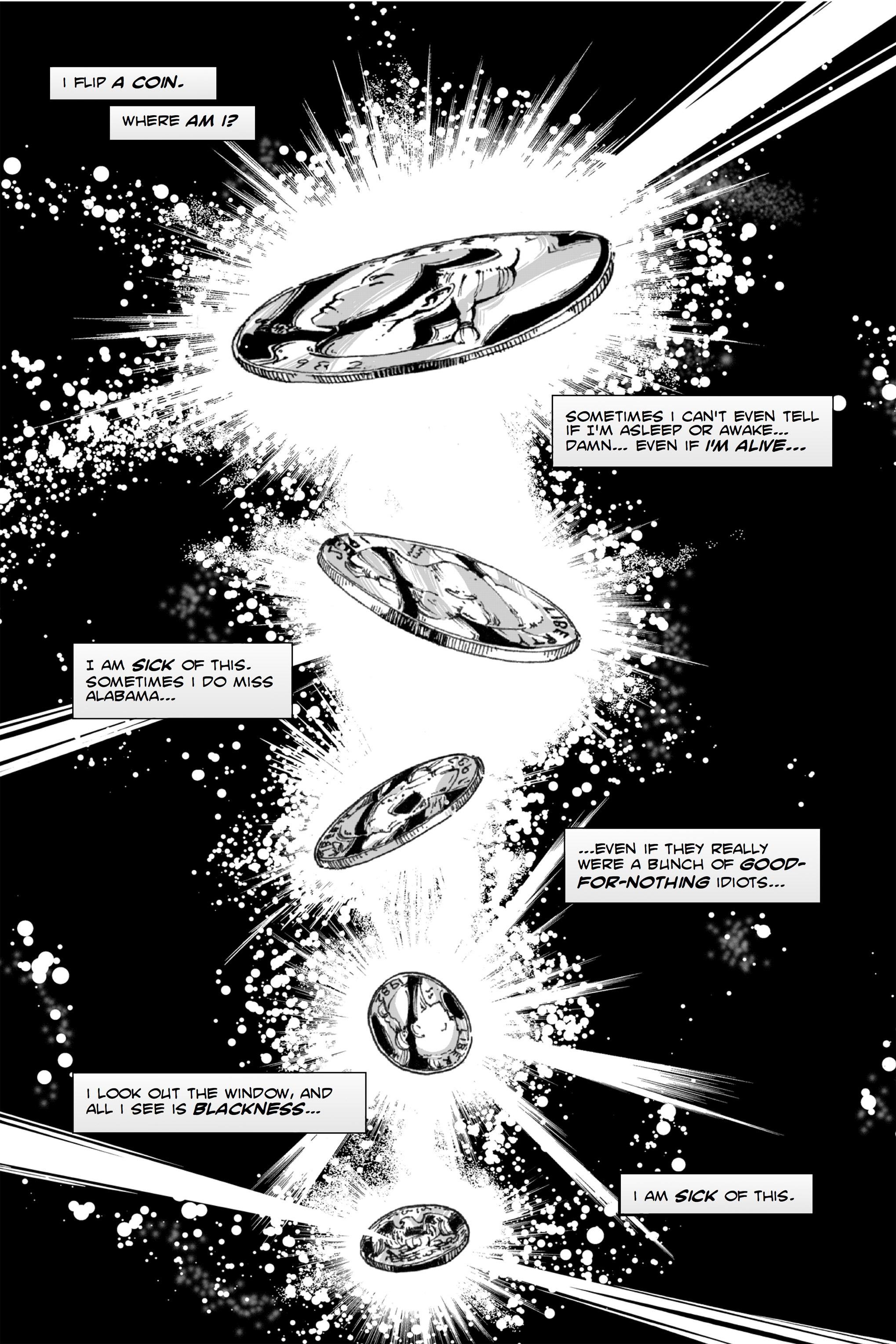 Read online Silvertongue 30xx Vol. 1 comic -  Issue # Full - 5