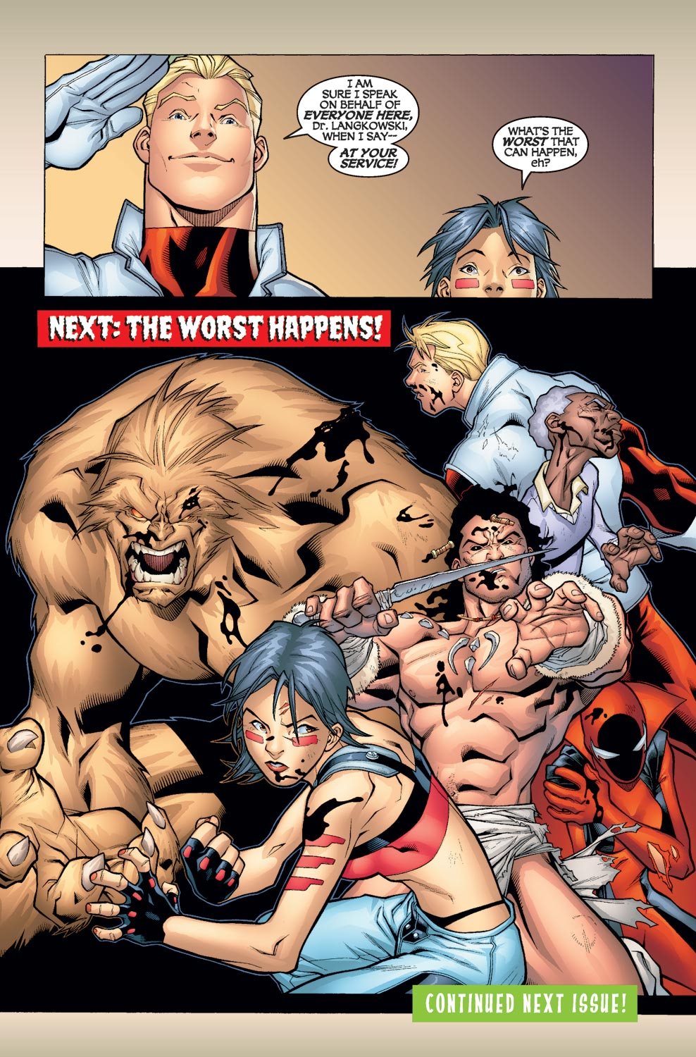 Alpha Flight (2004) issue 3 - Page 21