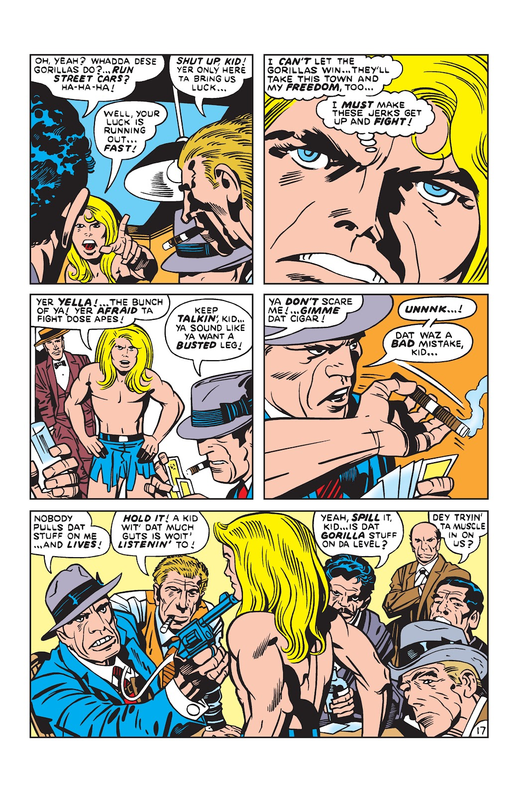 Kamandi, The Last Boy On Earth issue 19 - Page 17