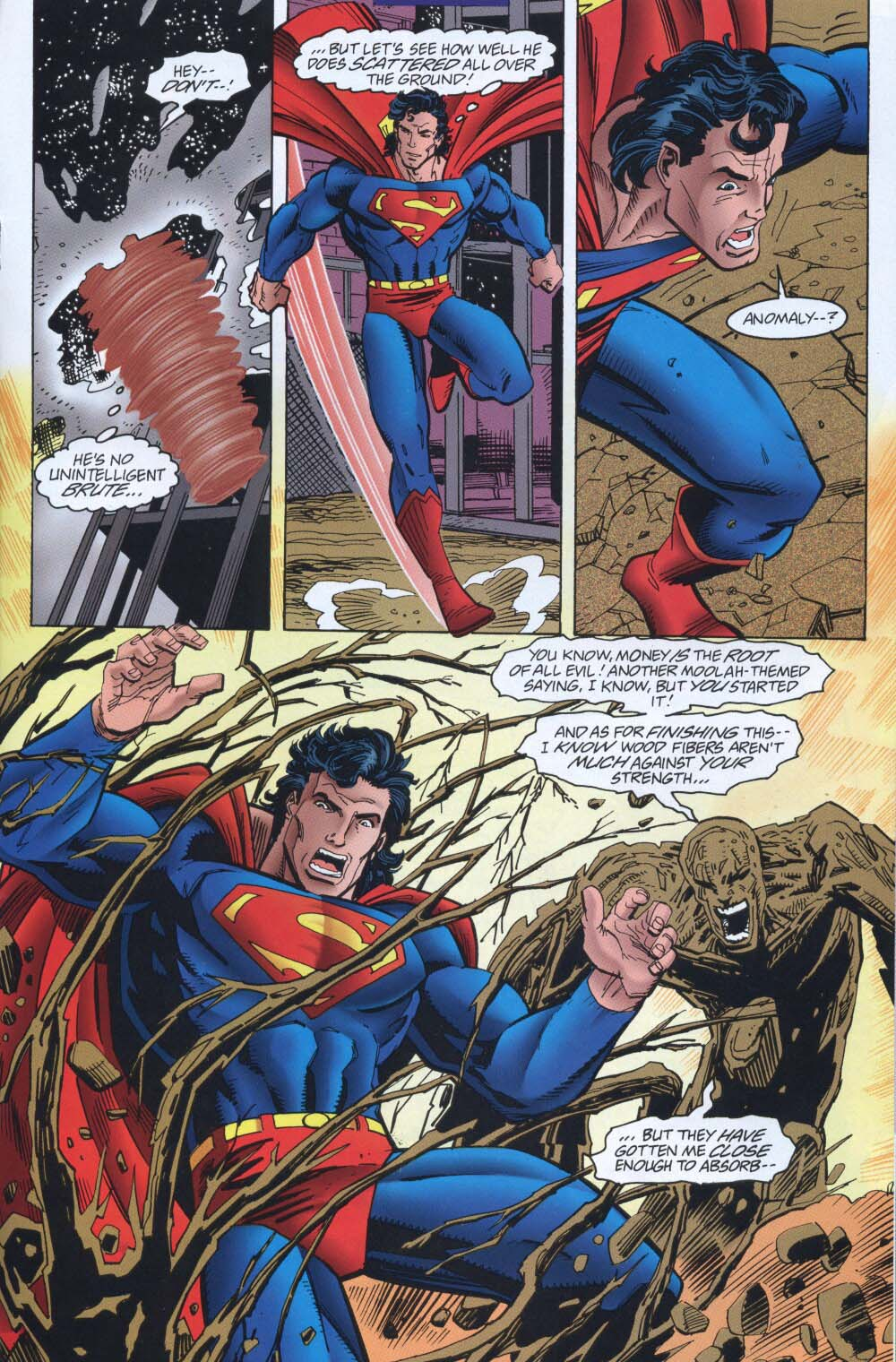 Read online Adventures of Superman (1987) comic -  Issue #539 - 20