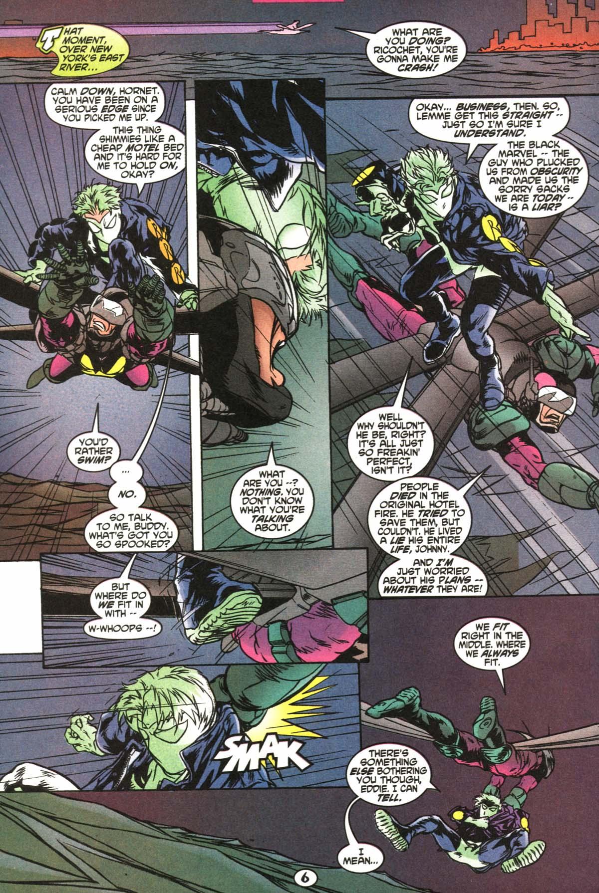 Read online Slingers comic -  Issue #4 - 7