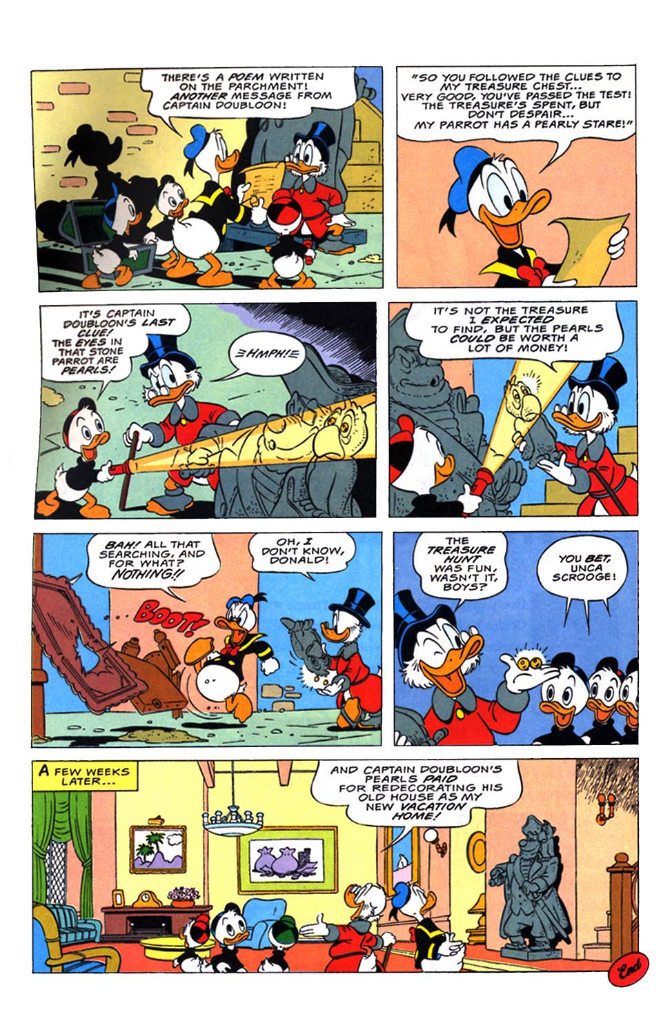 Read online Uncle Scrooge (1953) comic -  Issue #248 - 23