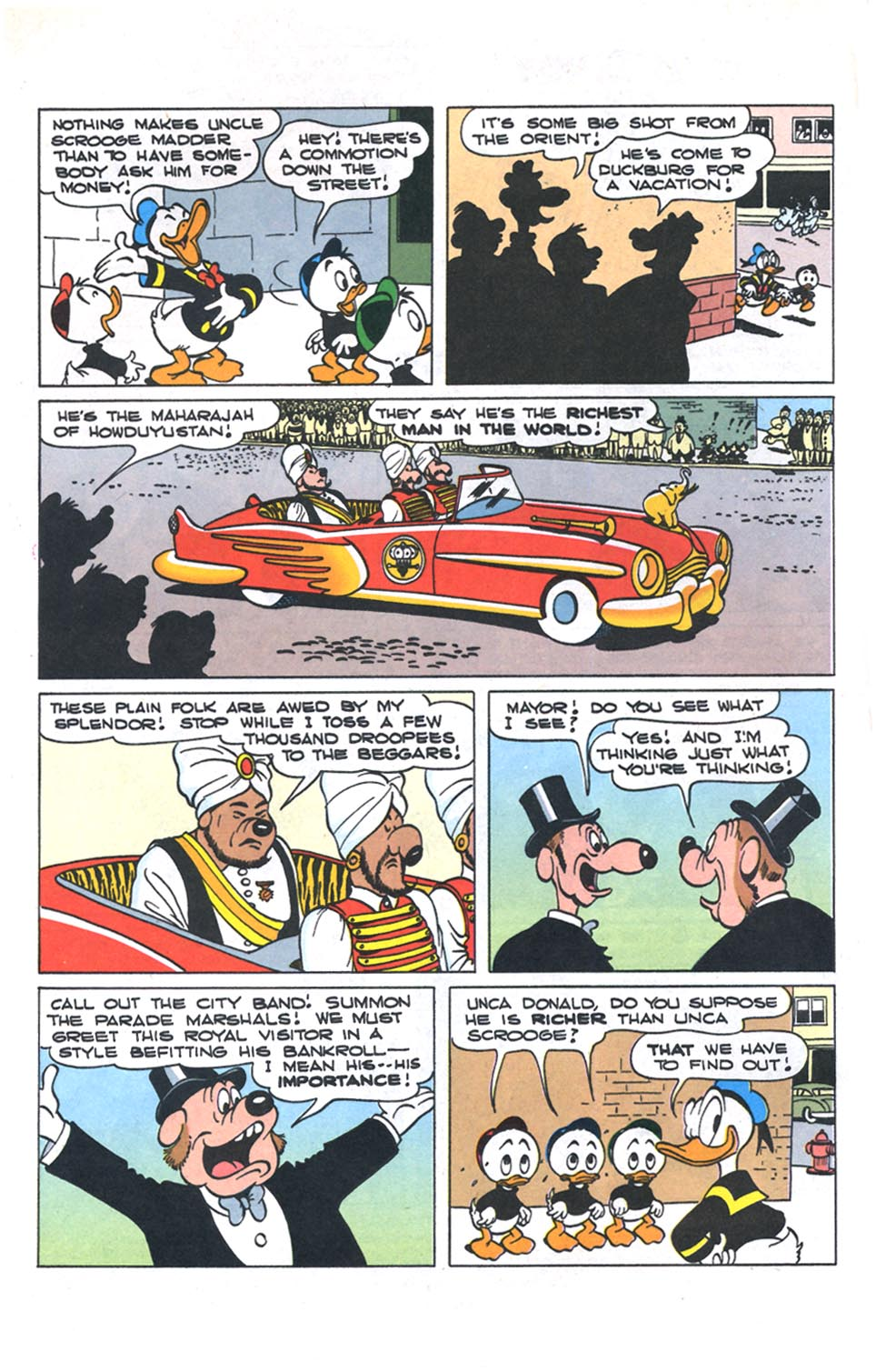 Read online Uncle Scrooge (1953) comic -  Issue #301 - 3