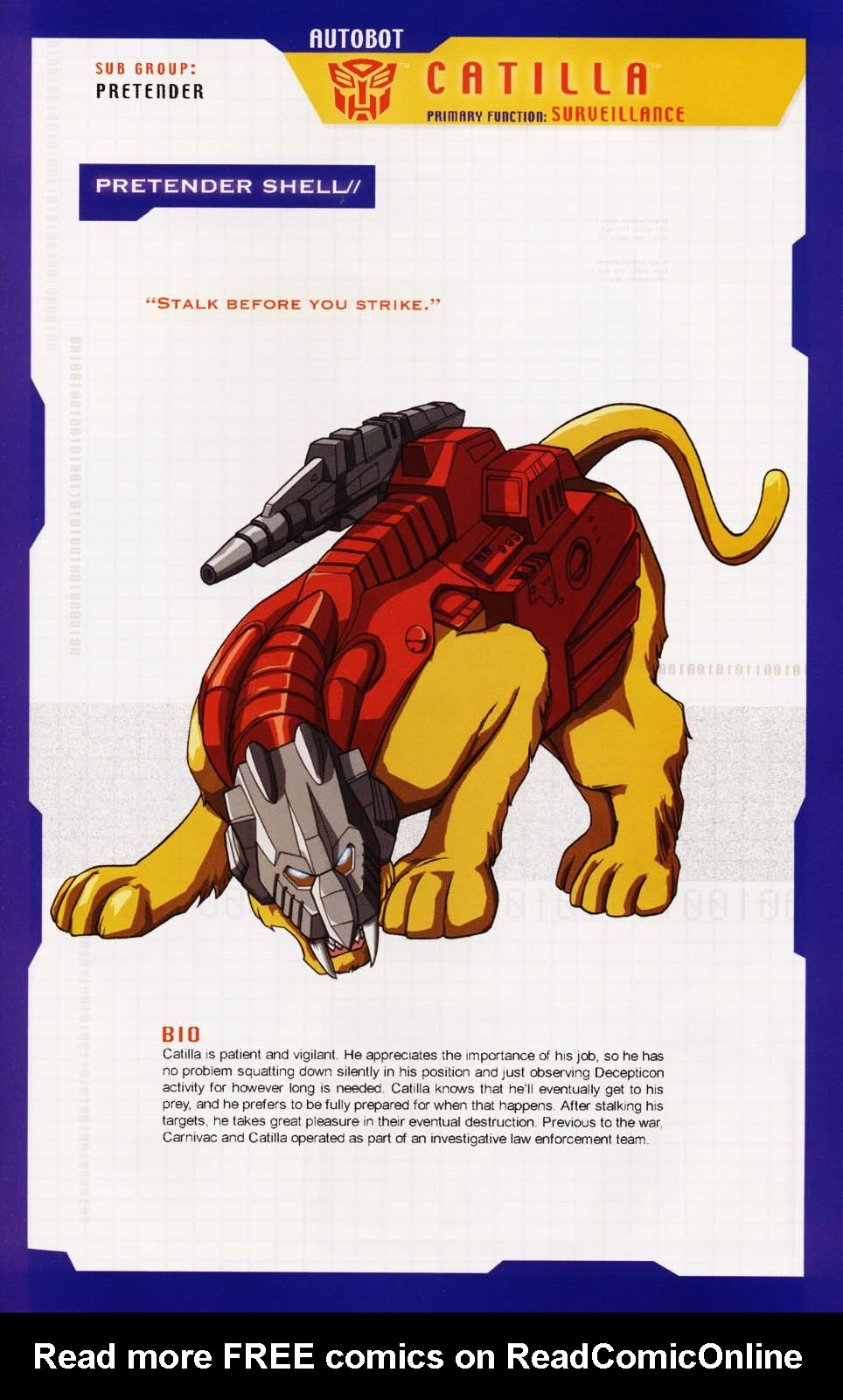 Read online Transformers: More than Meets the Eye comic -  Issue #1 - 49