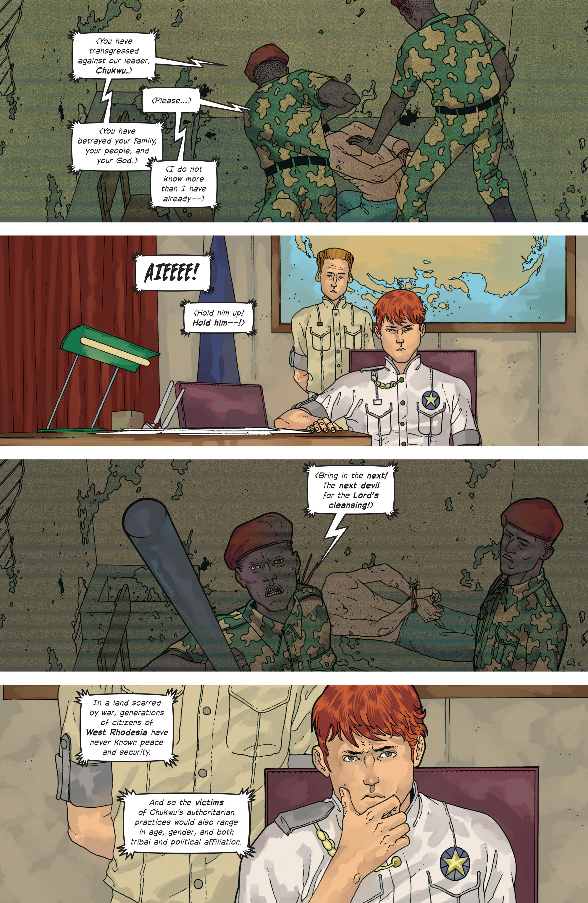 Read online Great Pacific comic -  Issue #9 - 3