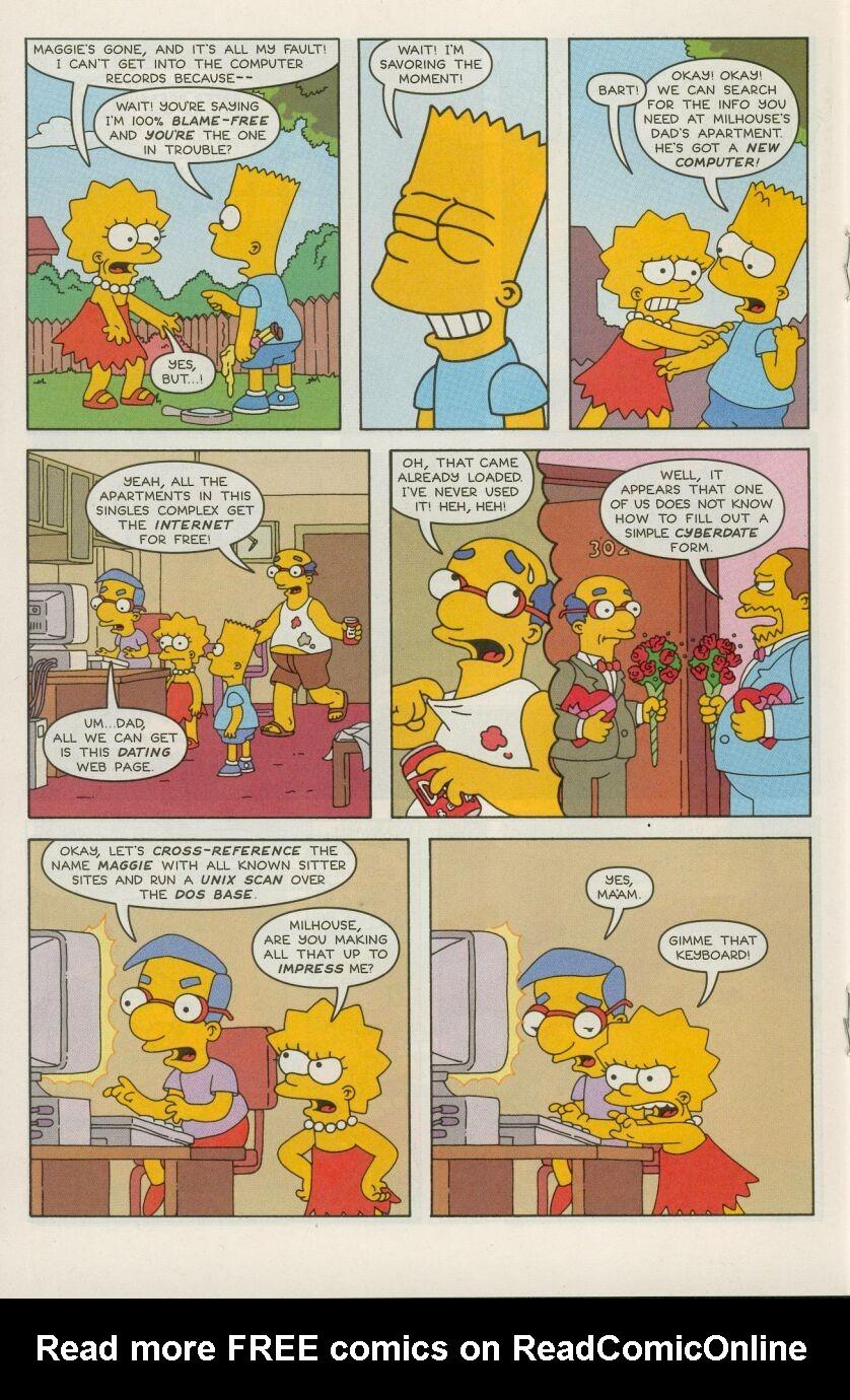 Read online Simpsons Comics comic -  Issue #49 - 17