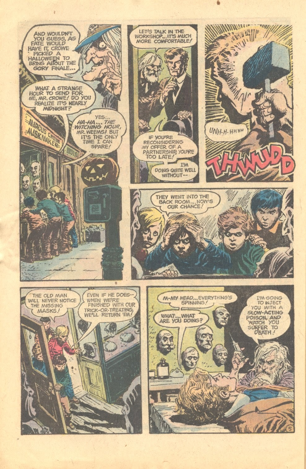 The Witching Hour (1969) issue 60 - Page 24