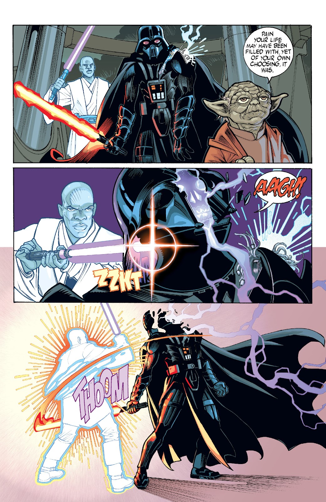 Read online Star Wars Legends: Infinities - Epic Collection comic -  Issue # TPB (Part 2) - 83