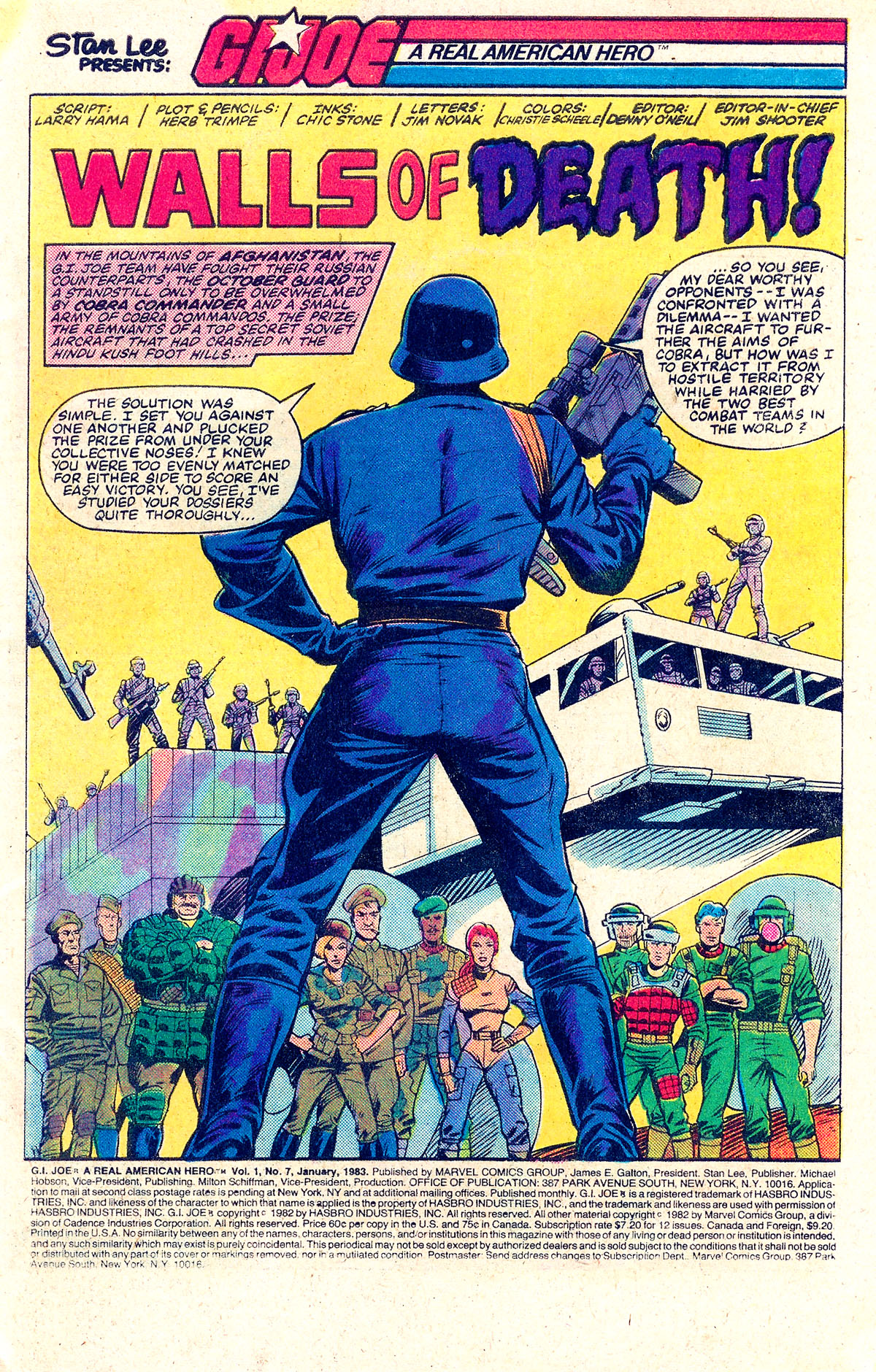 G.I. Joe: A Real American Hero 7 Page 2