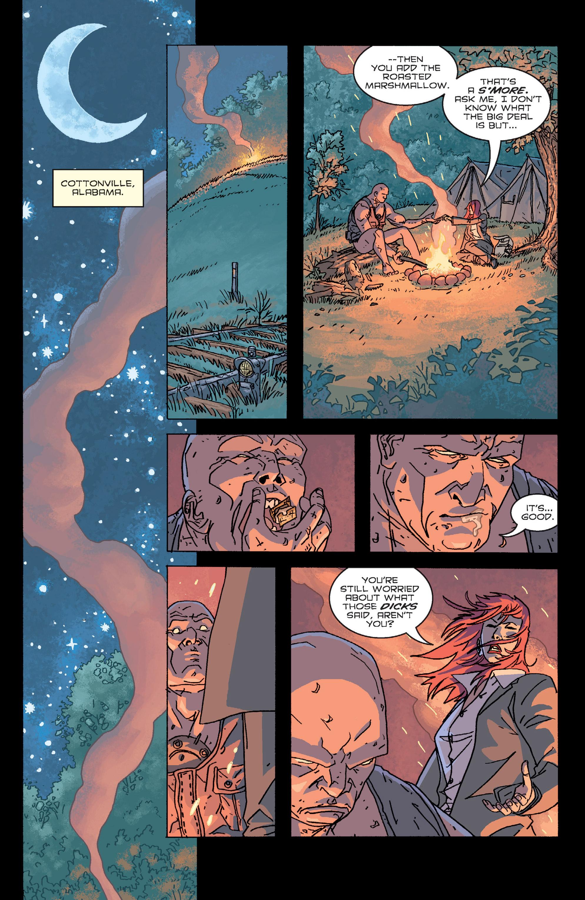Read online B.P.R.D. (2003) comic -  Issue # TPB 2 - 69
