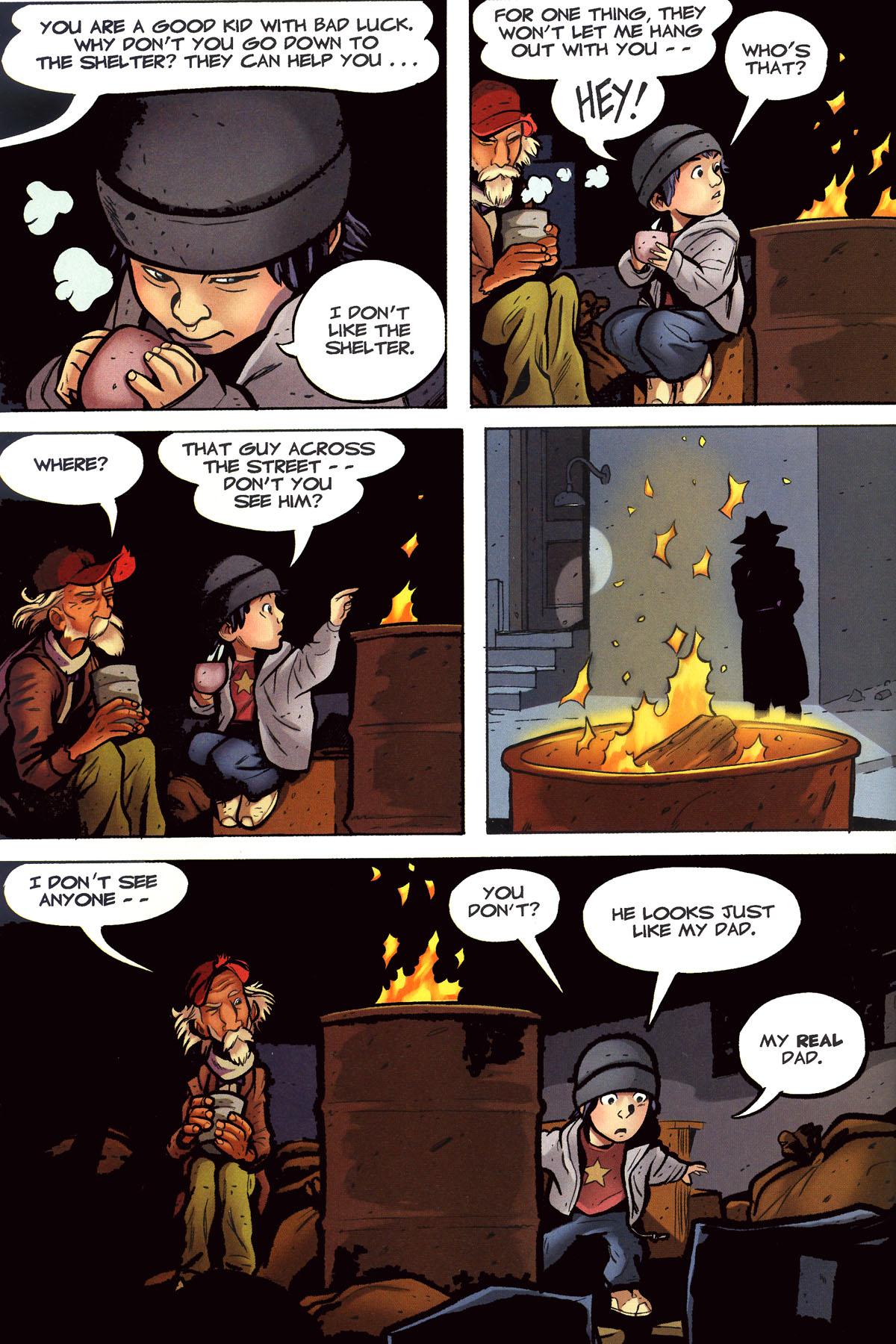 Read online Shazam!: The Monster Society of Evil comic -  Issue #1 - 10