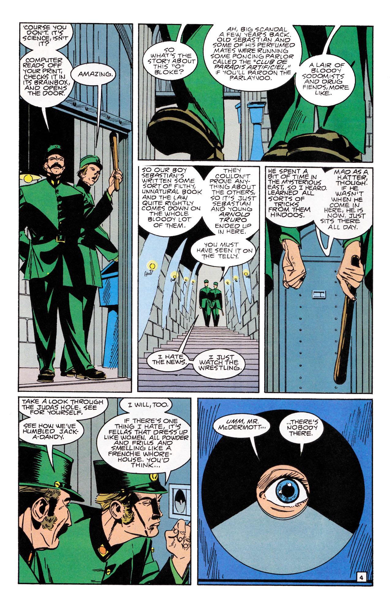 Read online Sebastian O comic -  Issue #1 - 6