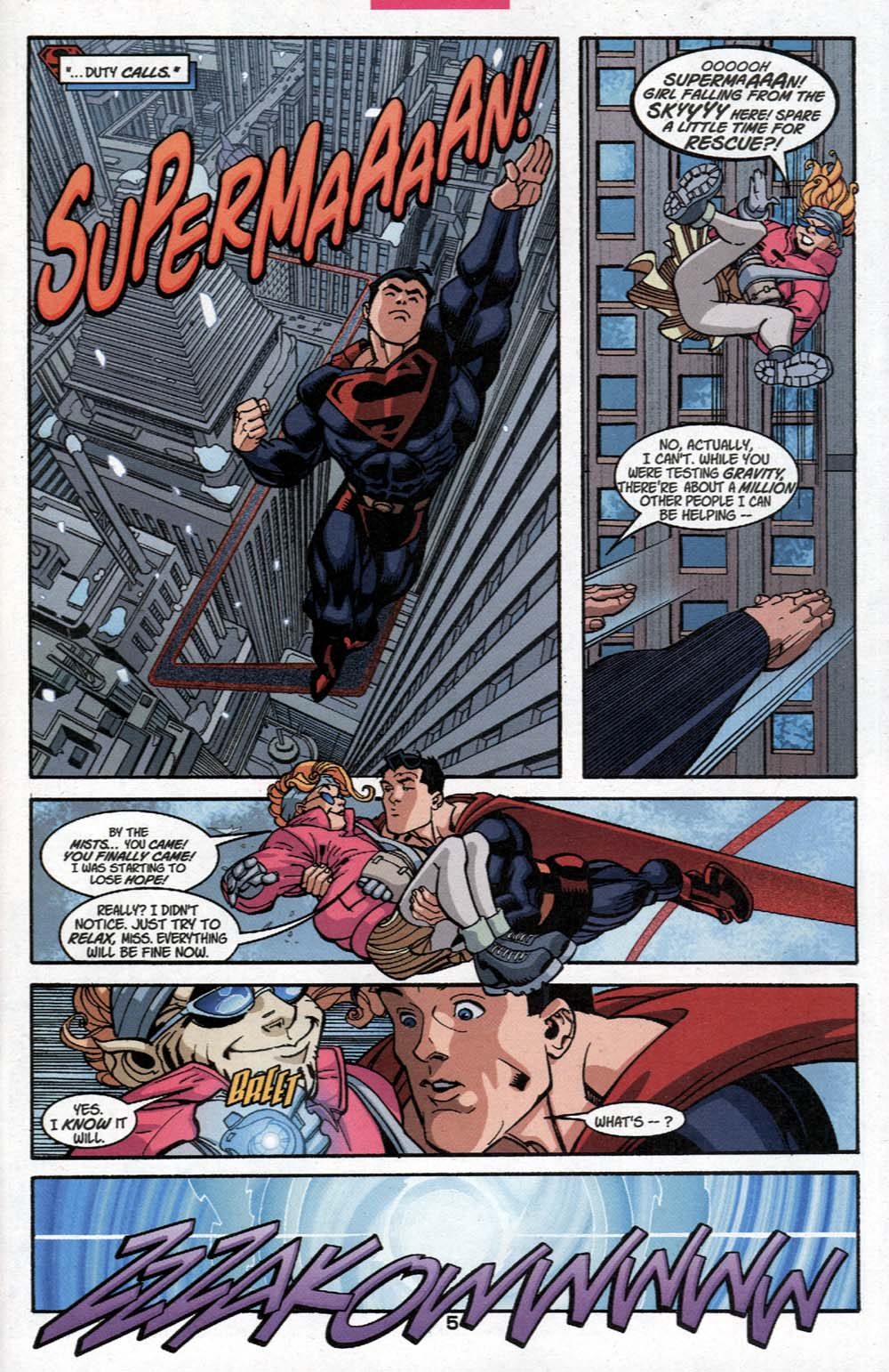Action Comics (1938) 786 Page 4