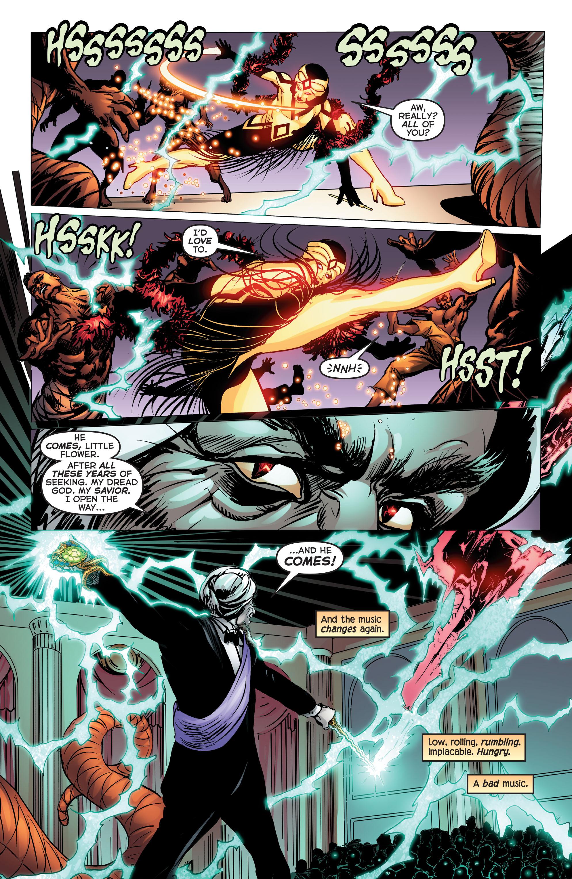 Read online Astro City comic -  Issue #38 - 19