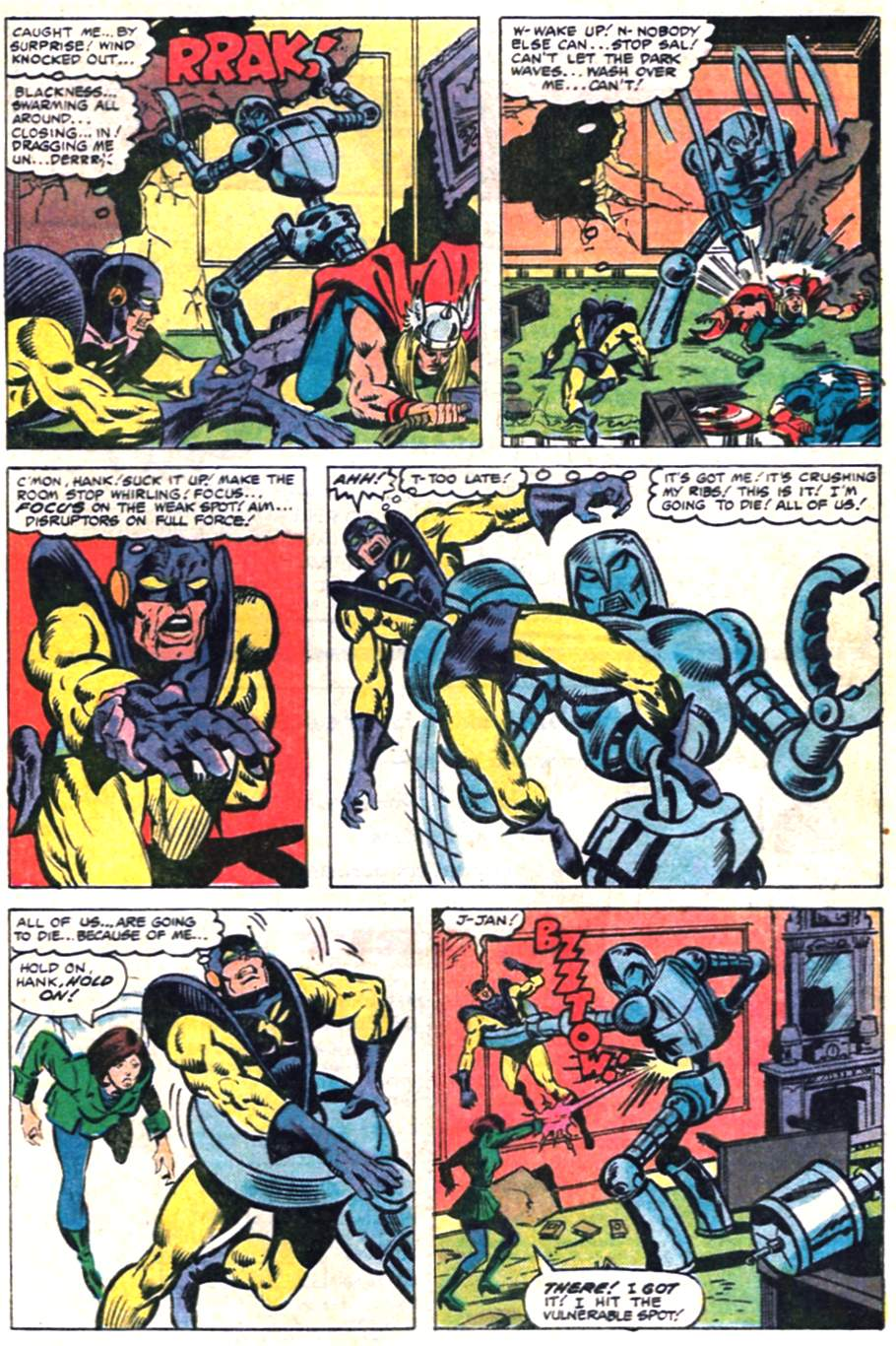 The Avengers (1963) 213 Page 20