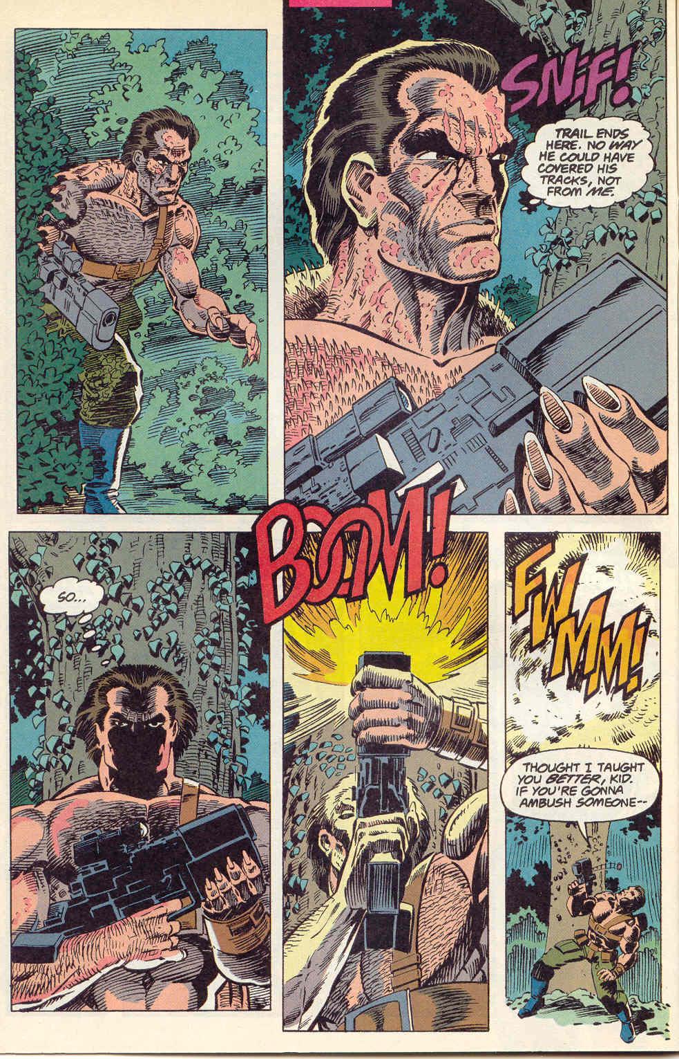Read online Alpha Flight (1983) comic -  Issue #115 - 9