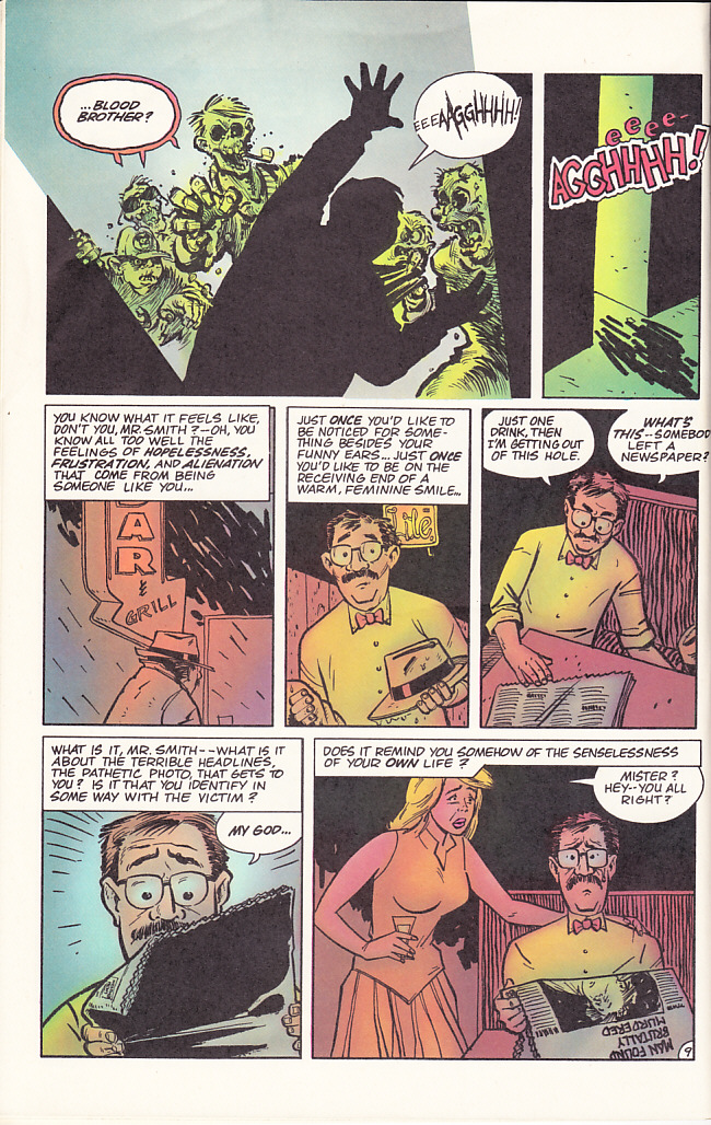 Read online Twisted Tales (1987) comic -  Issue # Full - 41