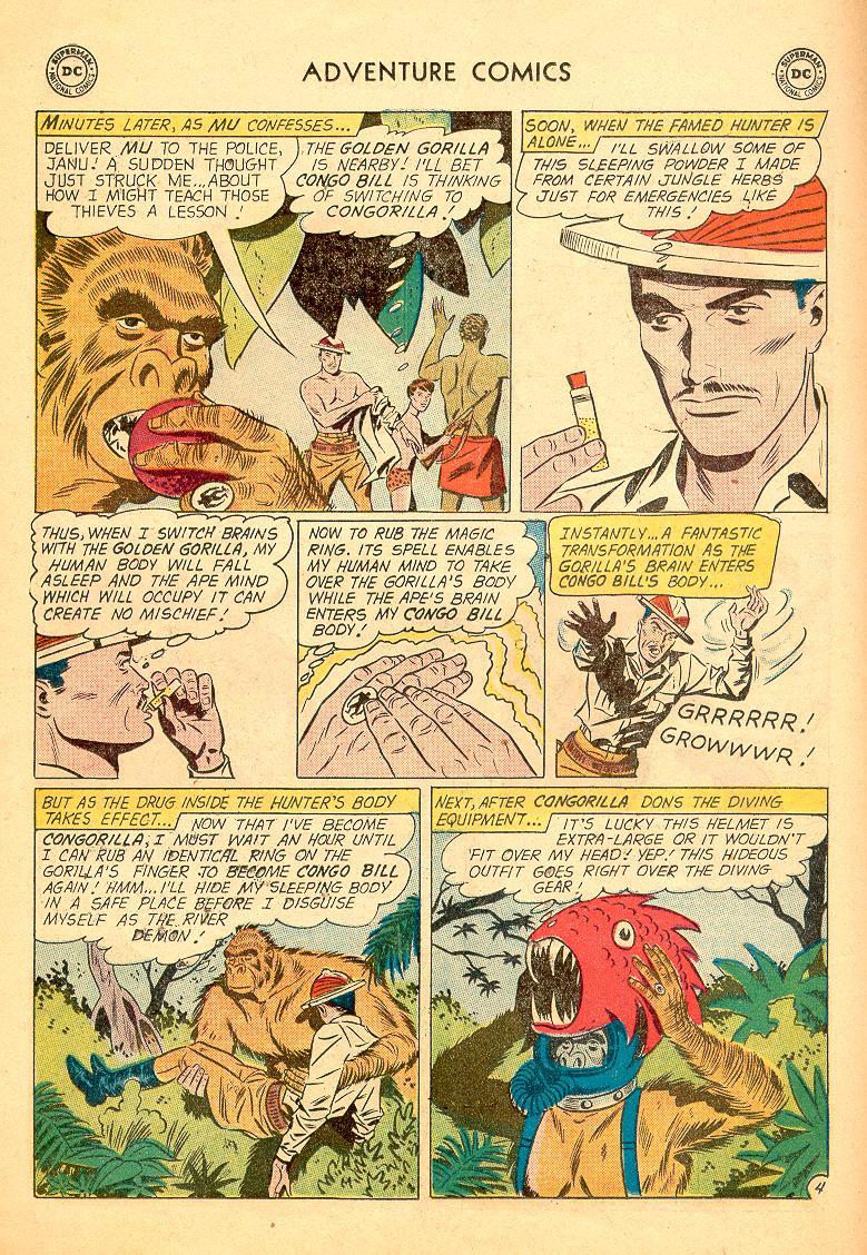 Read online Adventure Comics (1938) comic -  Issue #274 - 30