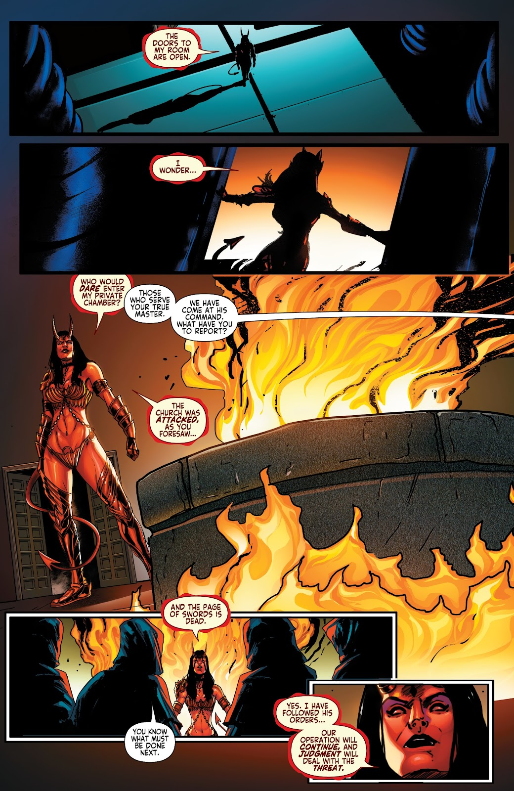 Read online Zodiac comic -  Issue #1 - 14
