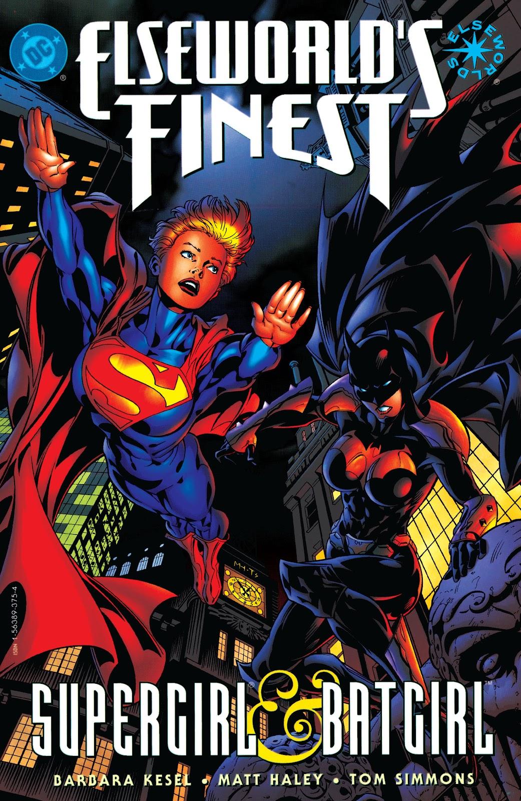 Elseworld's Finest: Supergirl & Batgirl issue Full - Page 1