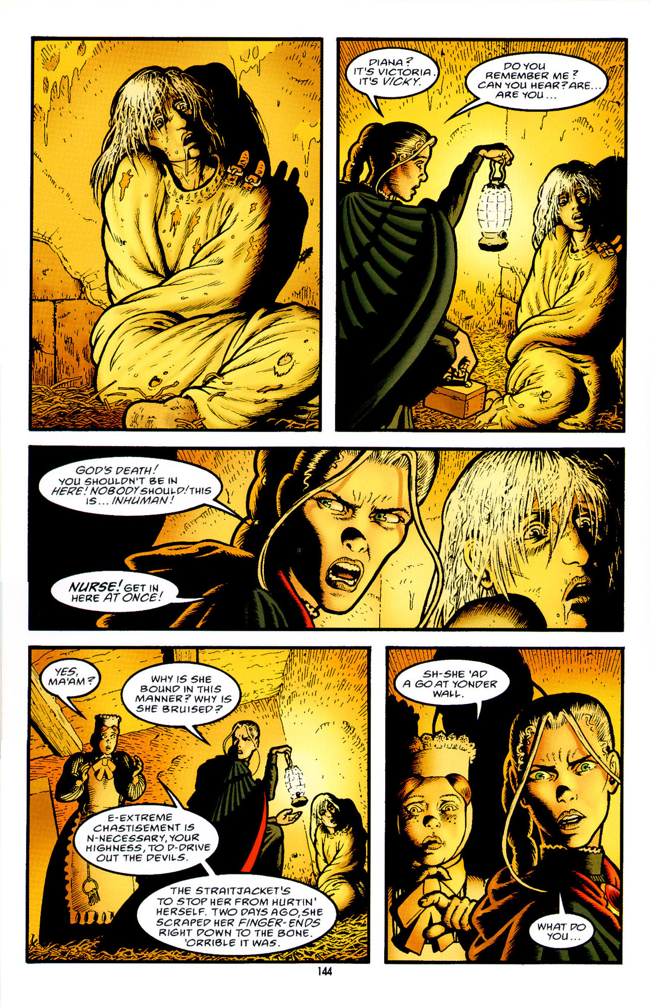 Read online Heart of Empire comic -  Issue #5 - 20