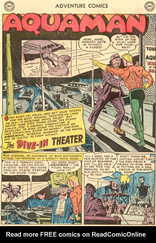 Read online Adventure Comics (1938) comic -  Issue #186 - 17