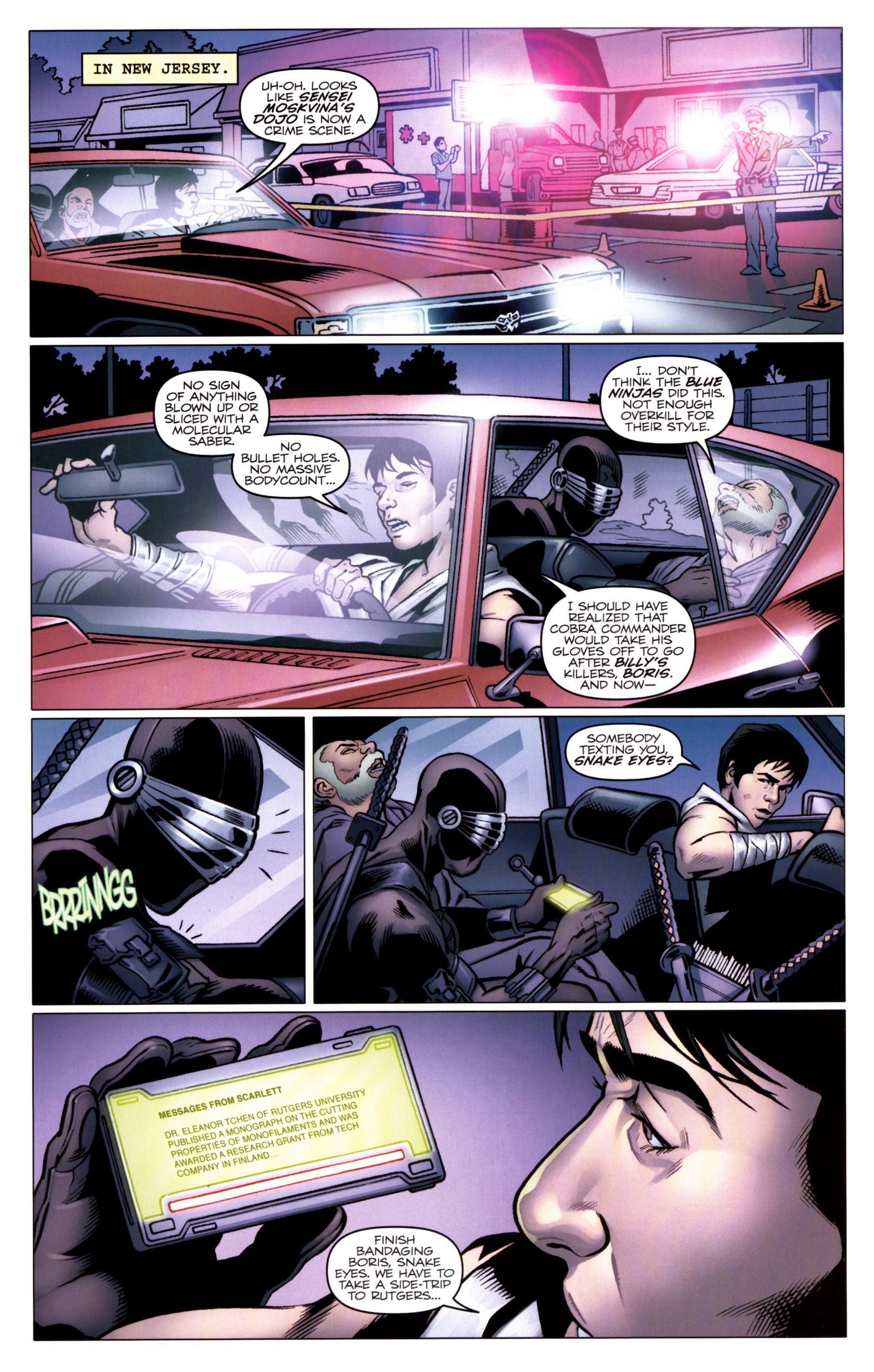 G.I. Joe: A Real American Hero 176 Page 7