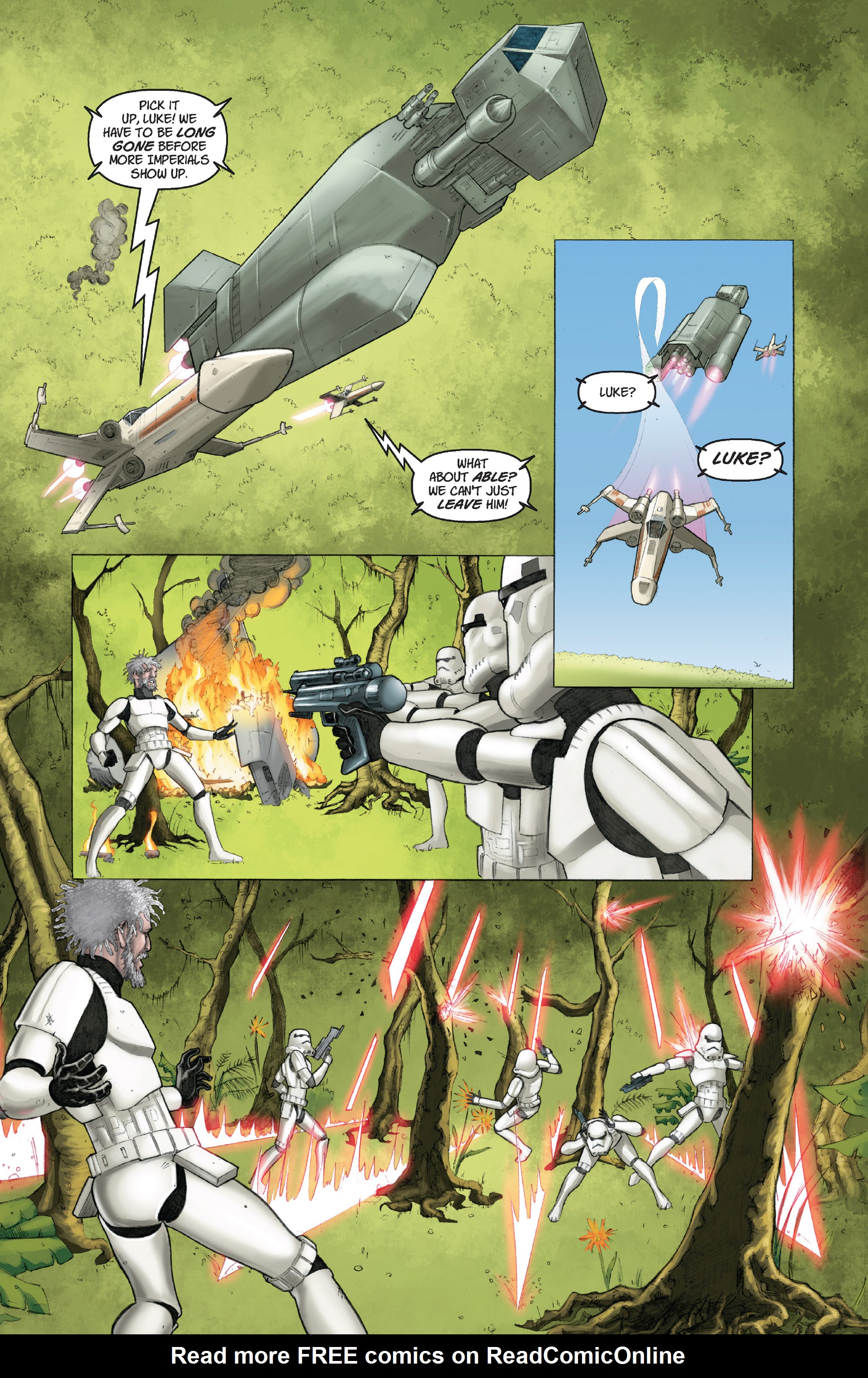 Read online Star Wars Omnibus comic -  Issue # Vol. 20 - 46