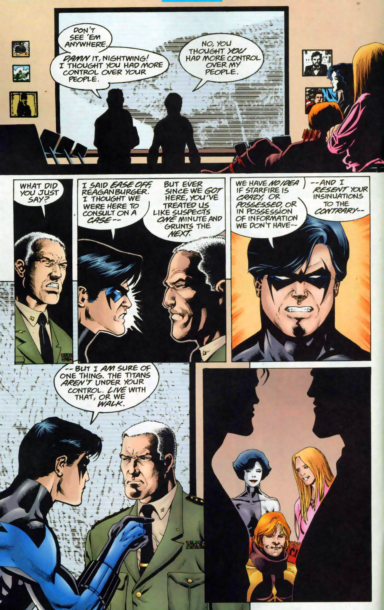 Read online The Titans (1999) comic -  Issue #48 - 15