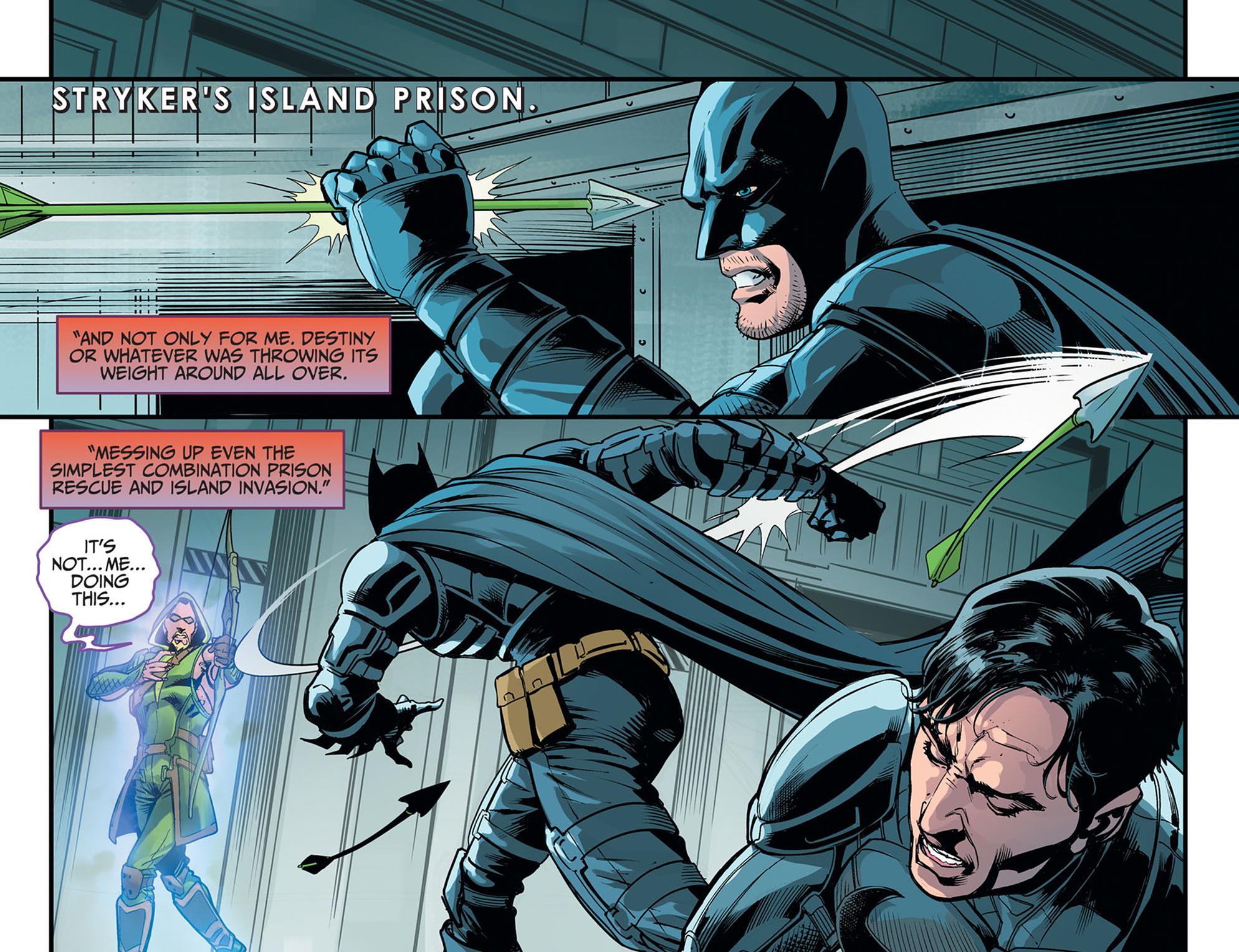 Read online Injustice: Ground Zero comic -  Issue #16 - 6